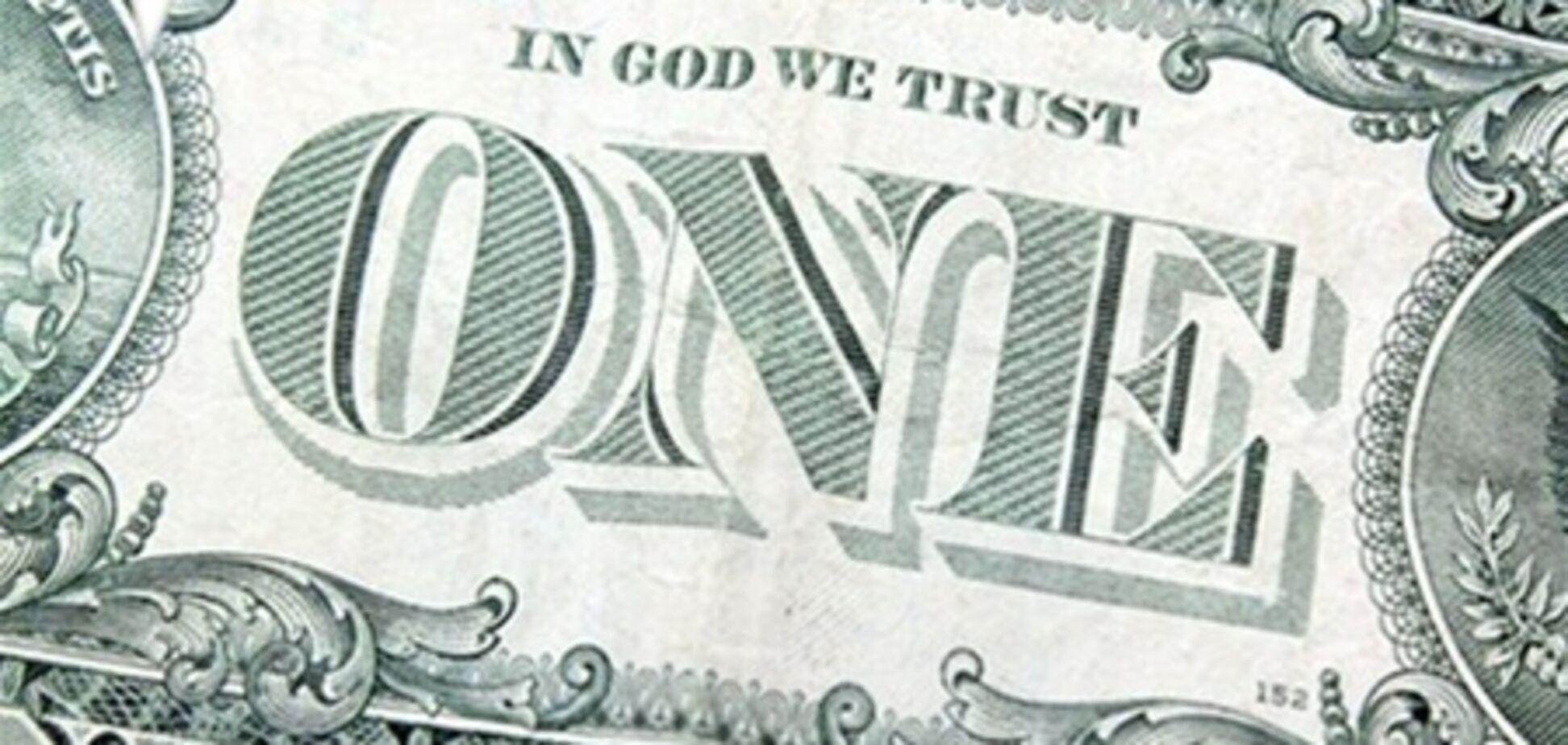 Доллар стабилизировался на мировом рынке, 30 января 2013