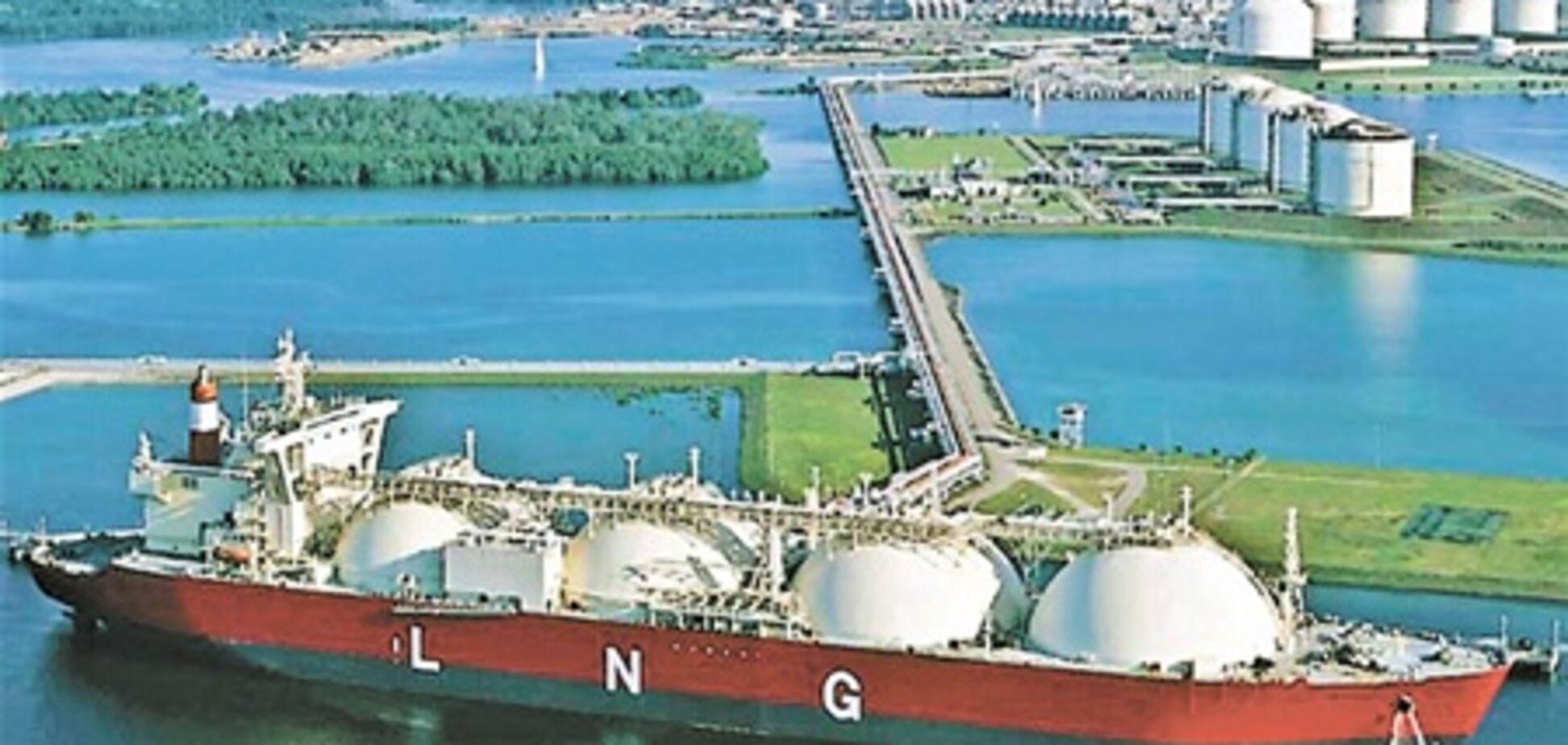 Ставицкий обещает решить вопрос LNG-терминала до марта