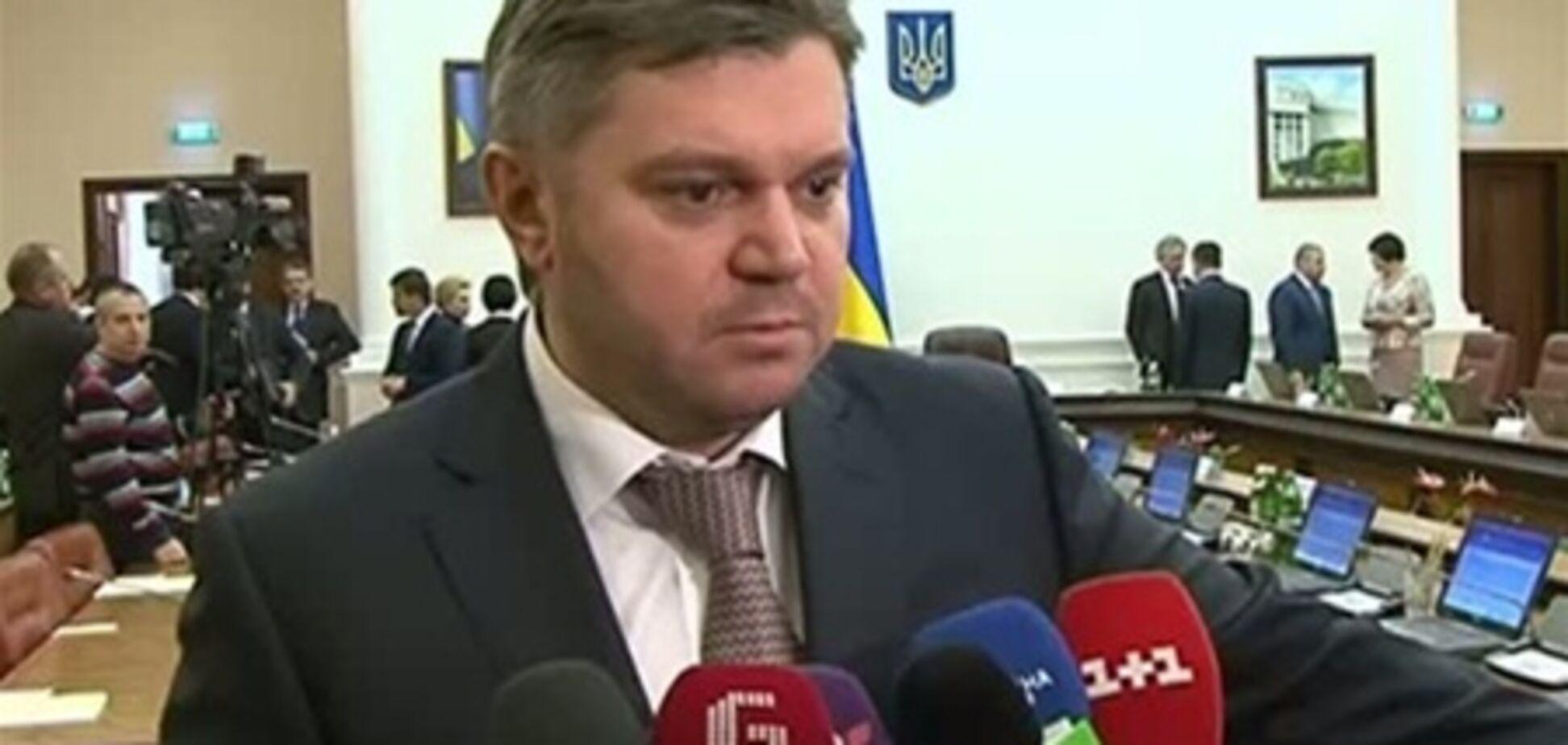 Ставицкий: к счету 'Газпрома' относимся с пониманием