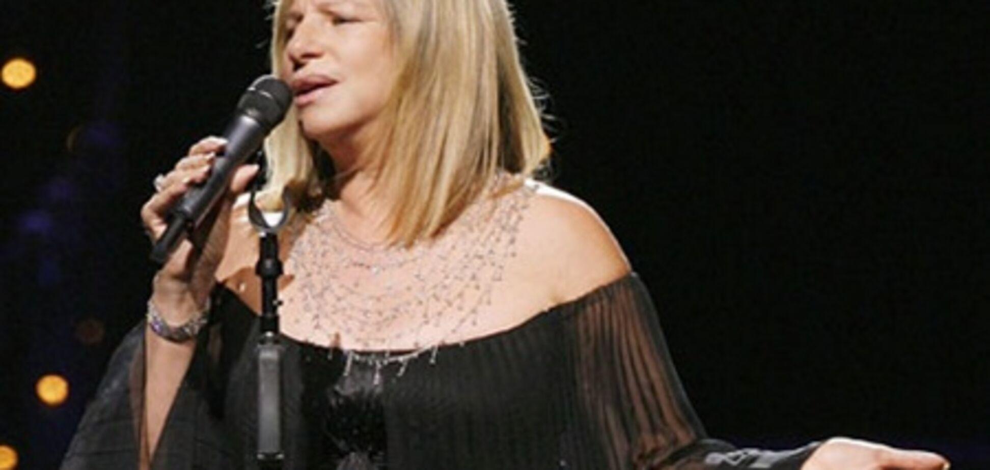 Барбара Стрейзанд выступит на церемонии 'Оскара'