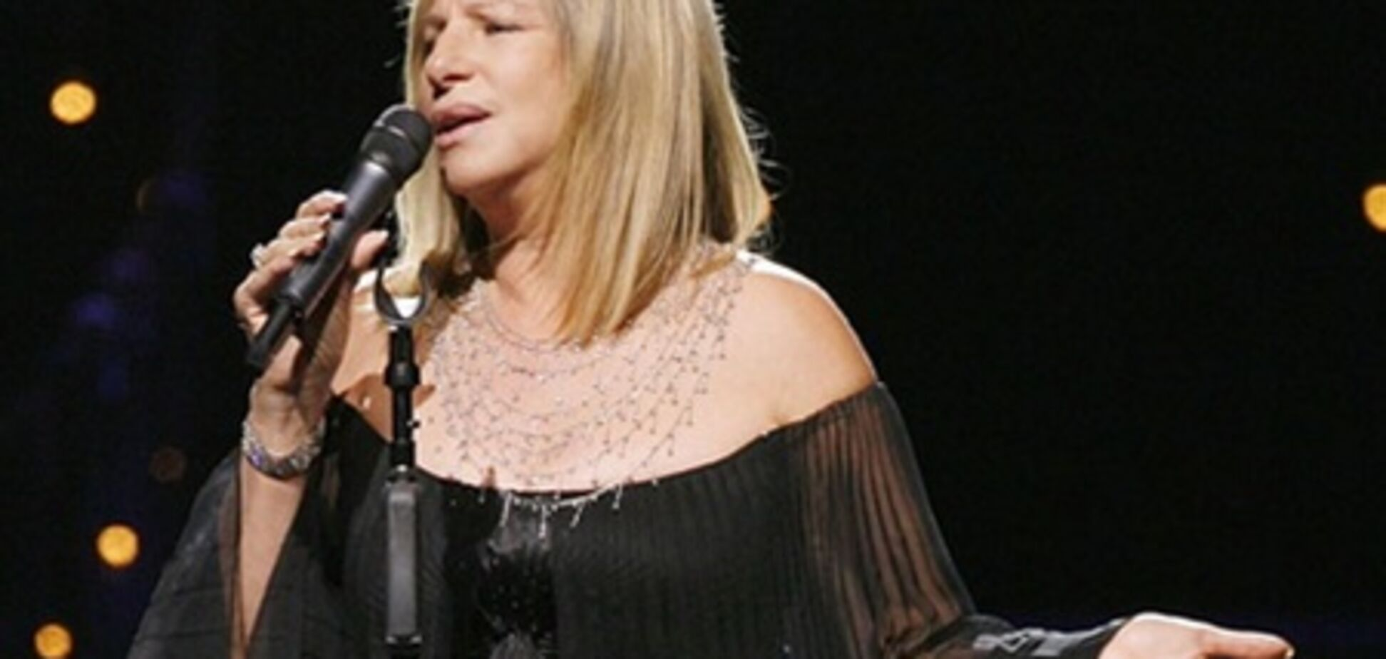 Барбара Стрейзанд споет на 'Оскаре'