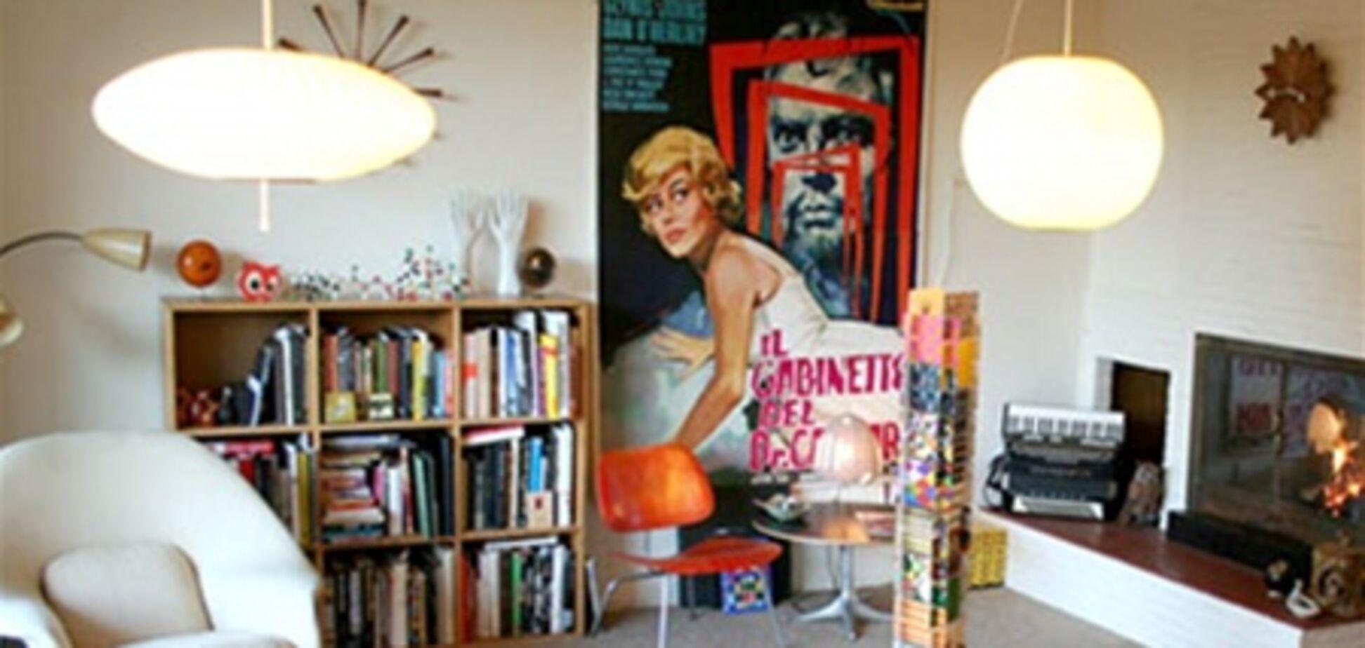 Плакаты и постеры в интерьере