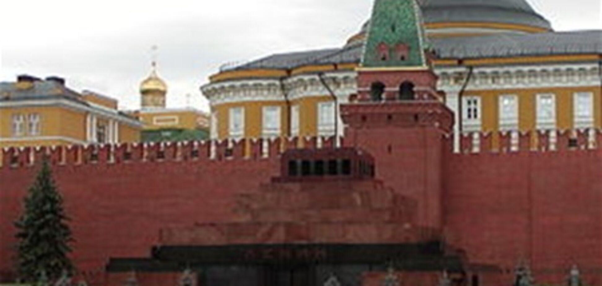 Как строился мавзолей Ленина
