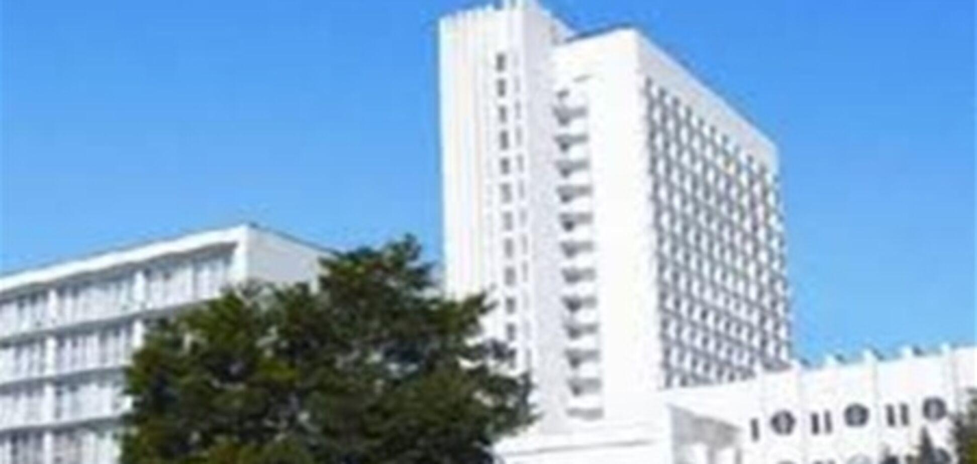 Киевскую гостиницу Мир признали банкротом