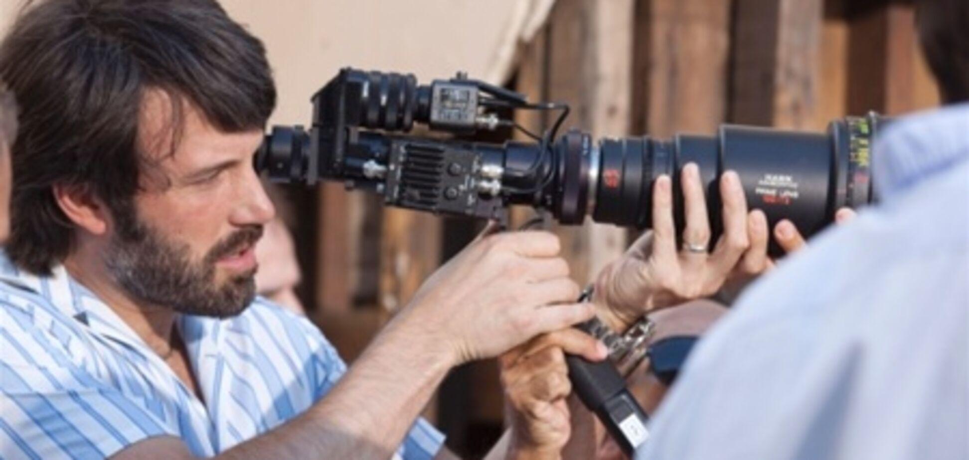 Аффлек вошел в число лучших режиссеров 2012 года