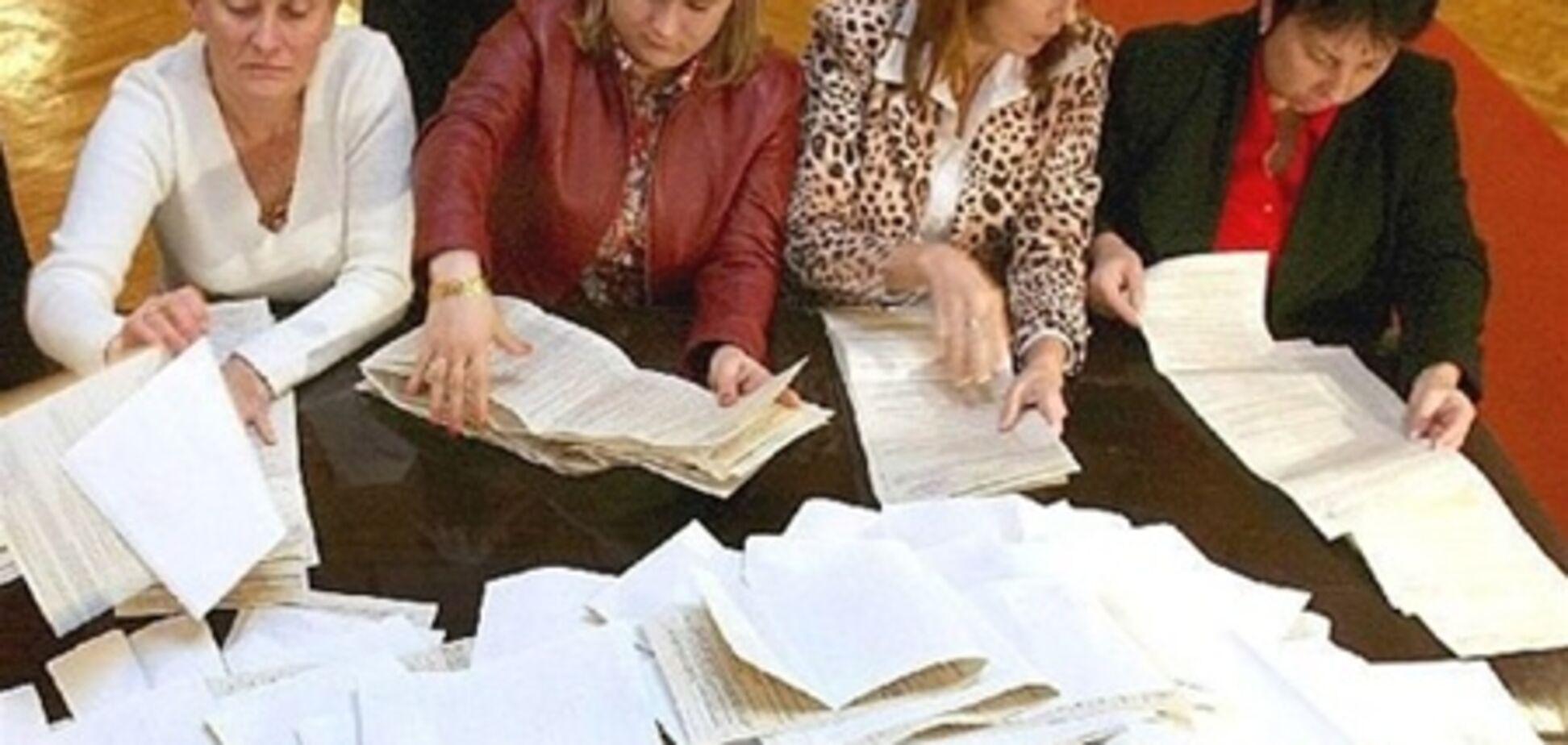 Регіонали звернулися до КСУ щодо перевиборів на 5 округах