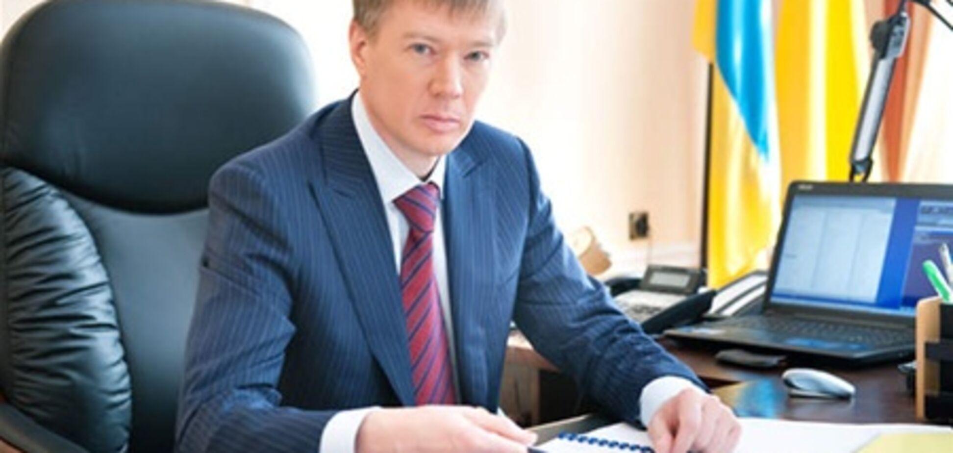Ларин назначен замглавы Администрации Президента