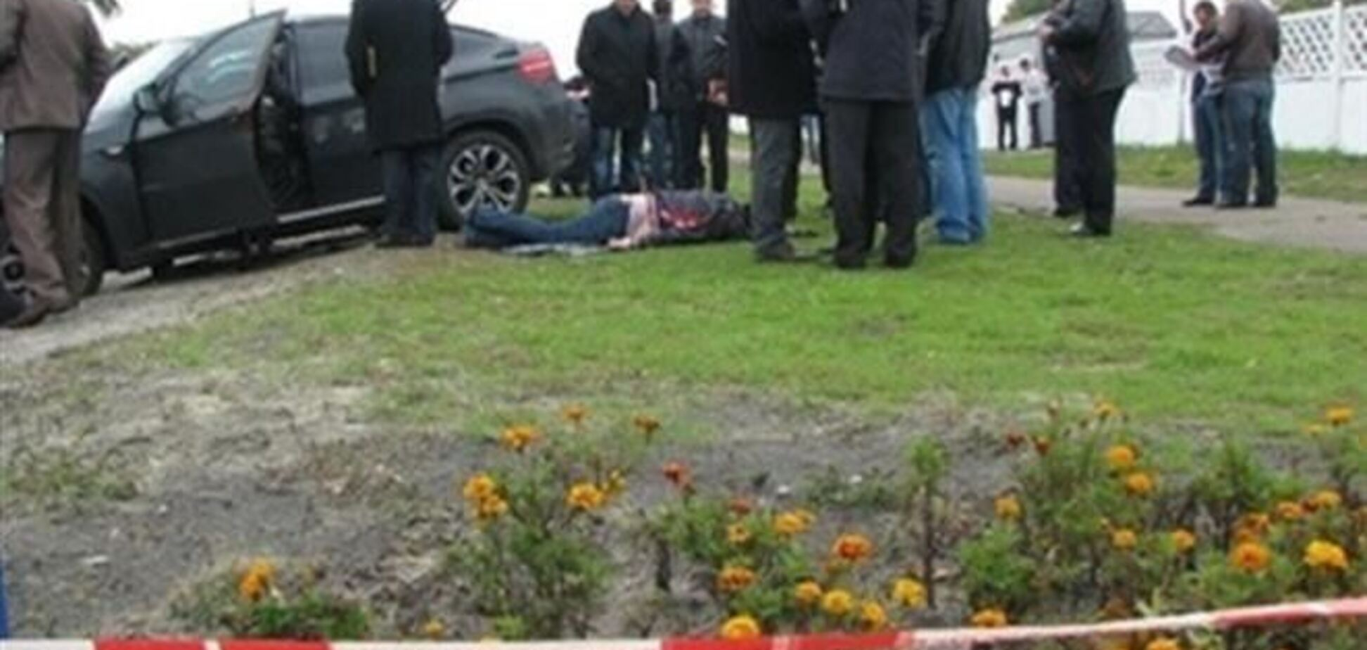Убийство в Киеве: бизнесмена застрелили из мести