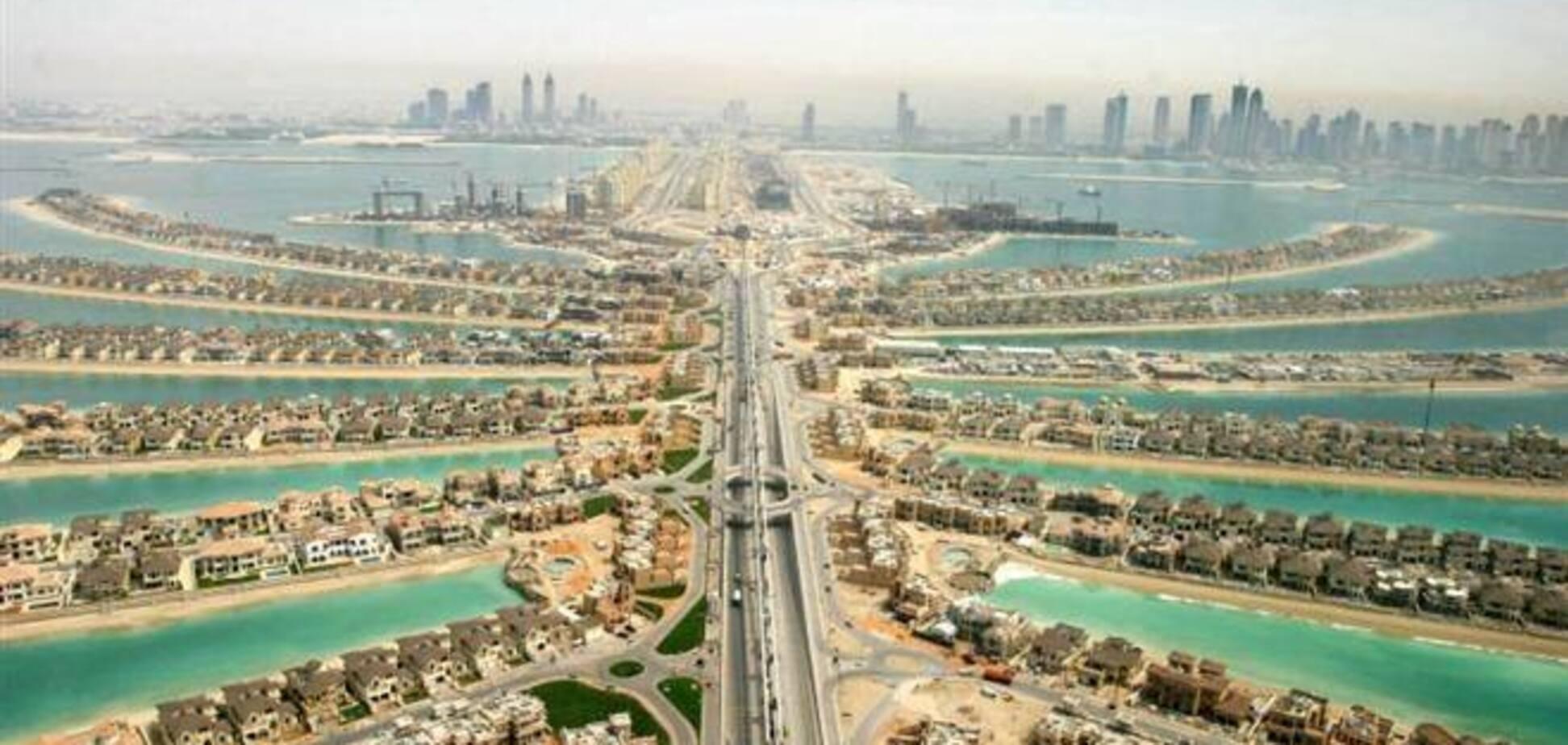 В Арабских Эмиратах инвесторы спекулируют виллами проекта Palma