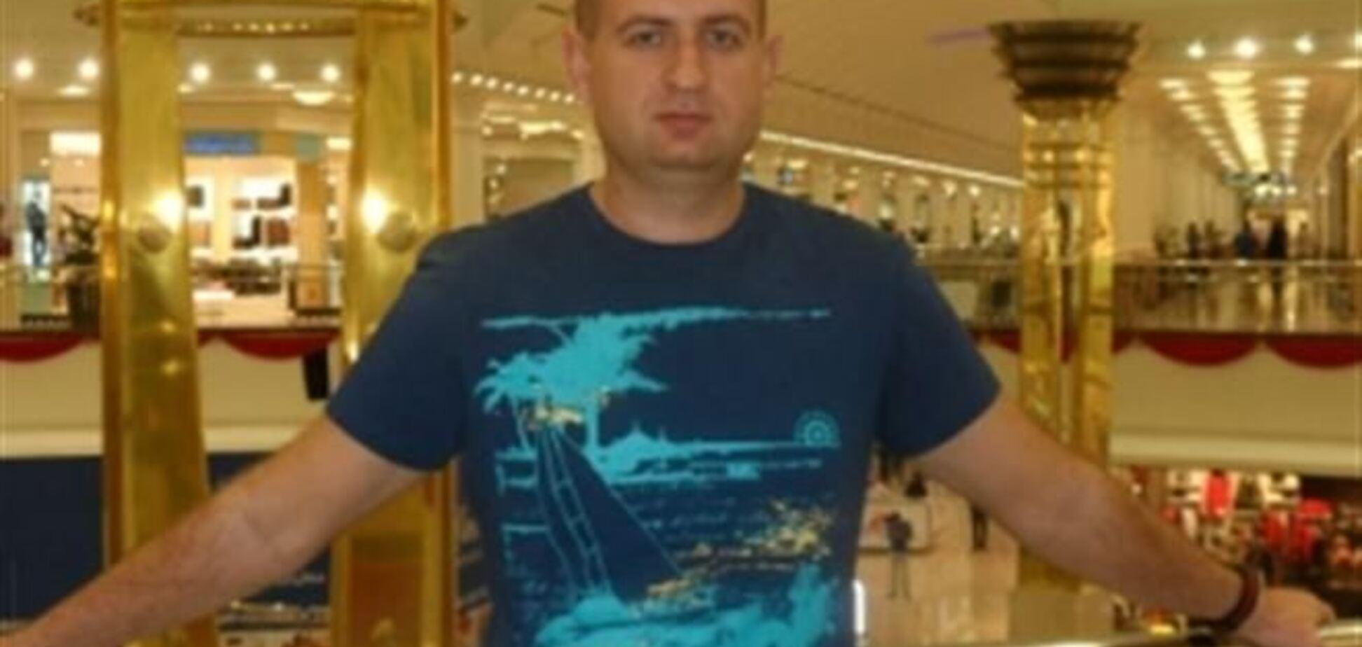 Арестованного украинца из Greenpeace не пускают на прогулки
