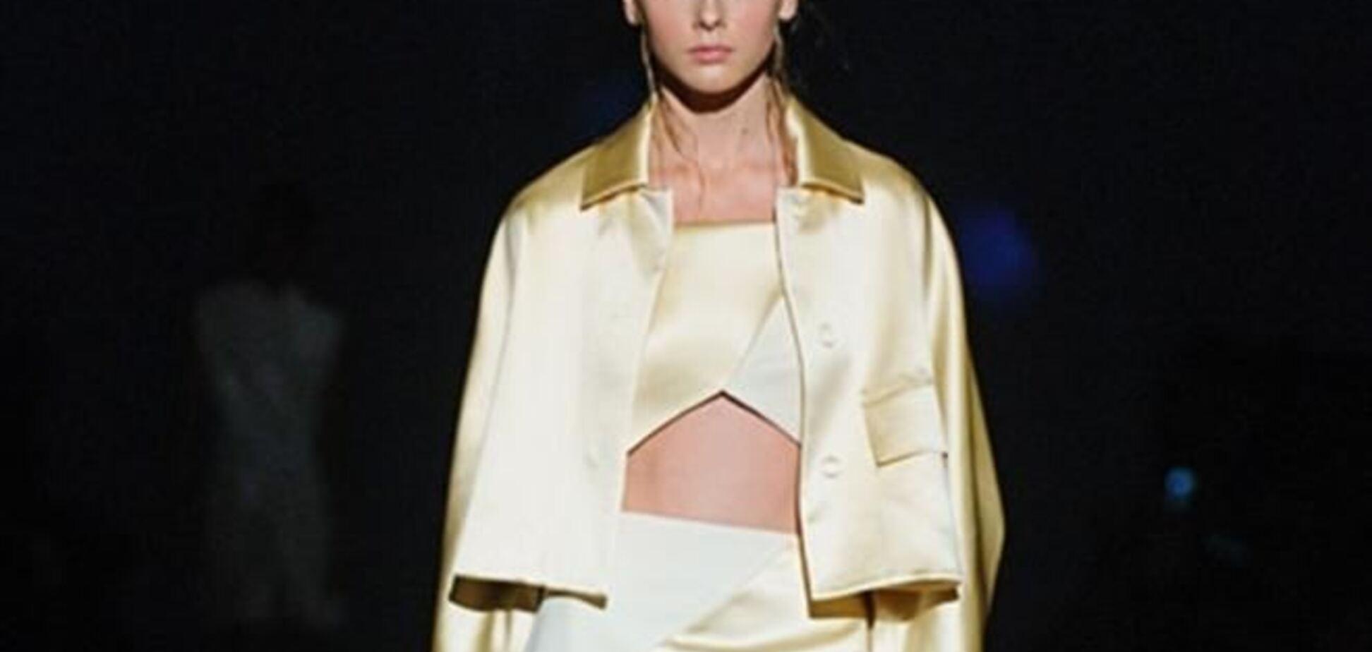 33-й Ukrainian Fashion Week: строгость и лаконичность