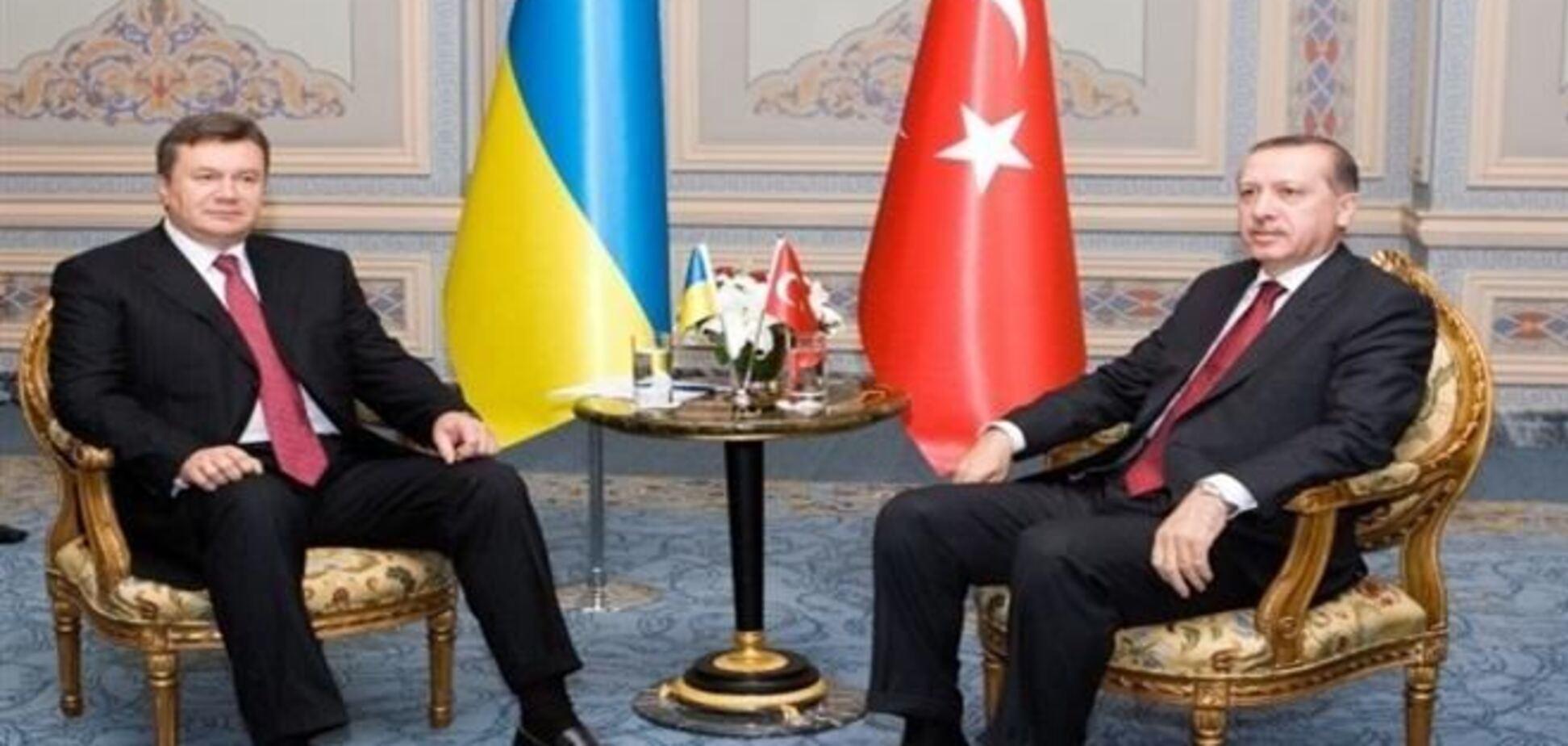 Украина и Турция: взаимный интерес