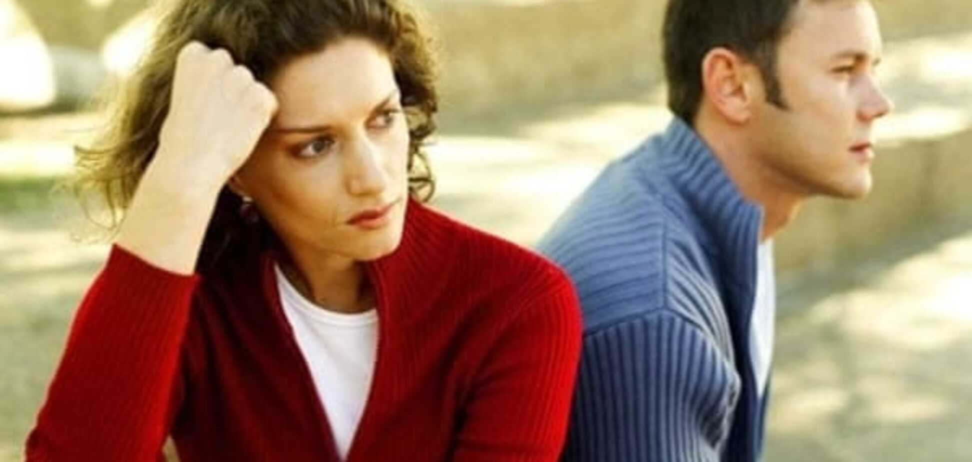 Бесплодие как  причина развода