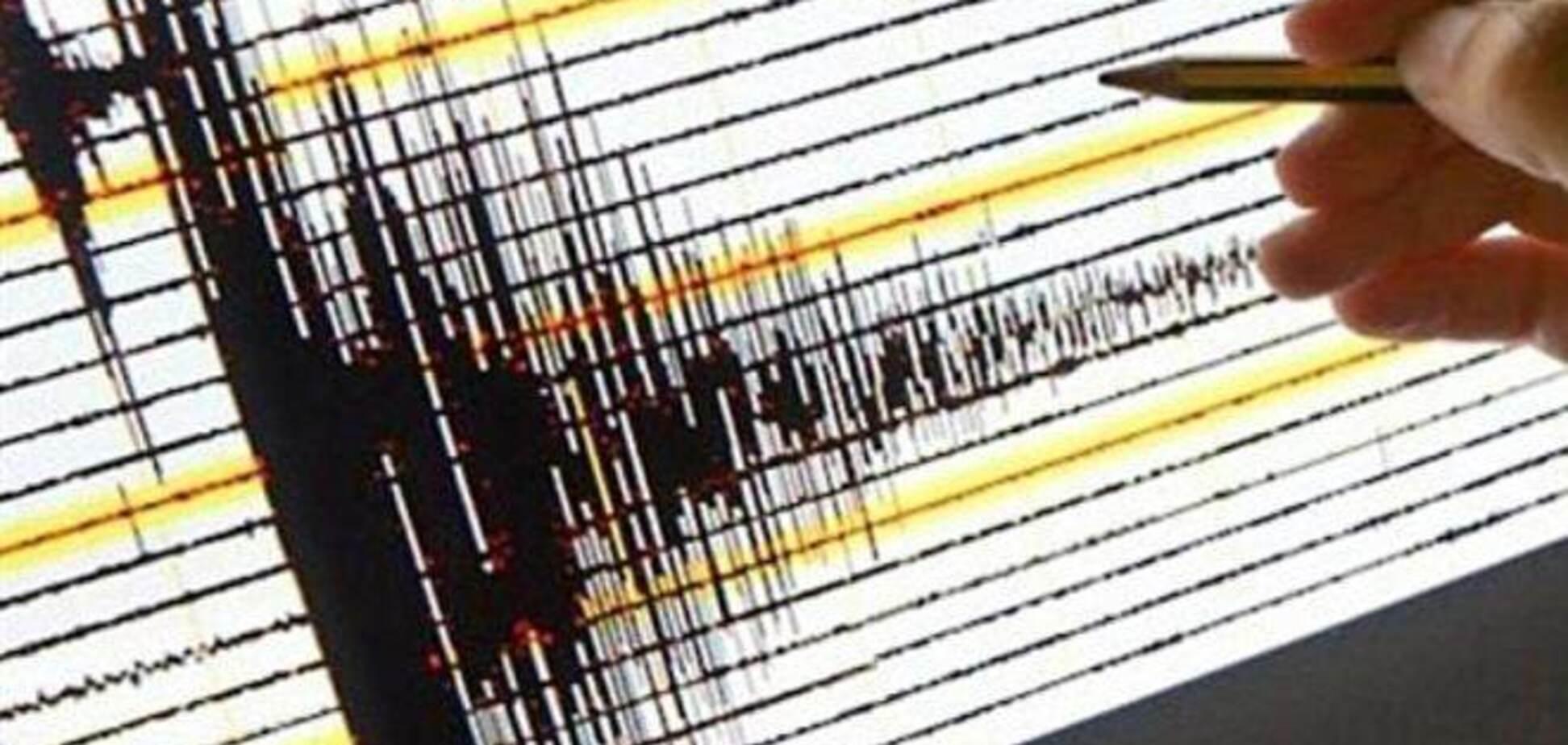 Возле Ялты произошло землетрясение