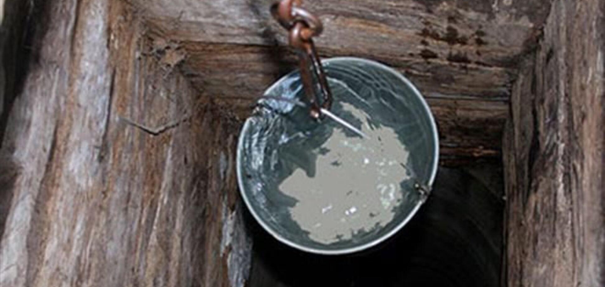 На Прикарпатье вода в колодце превратилась в кипяток