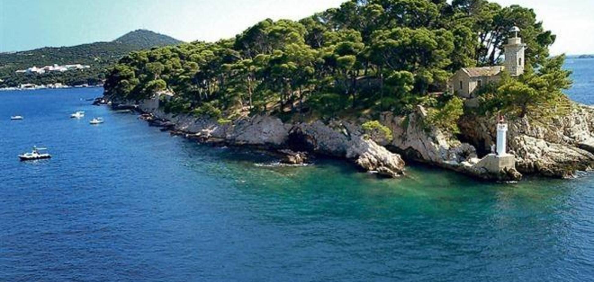 В Хорватии повторно выставили на продажу необитаемый остров