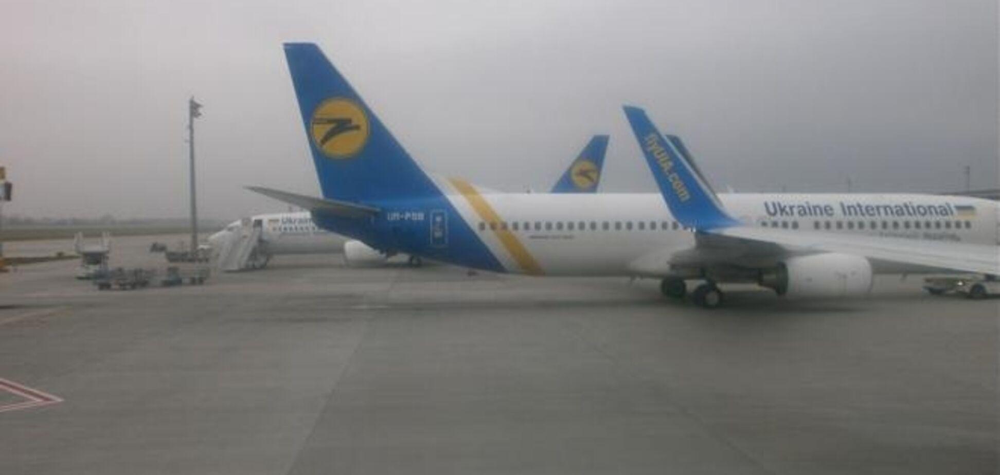 ЧП в 'Борисполе': аэропорт неожиданно отказался принимать рейс из Израиля