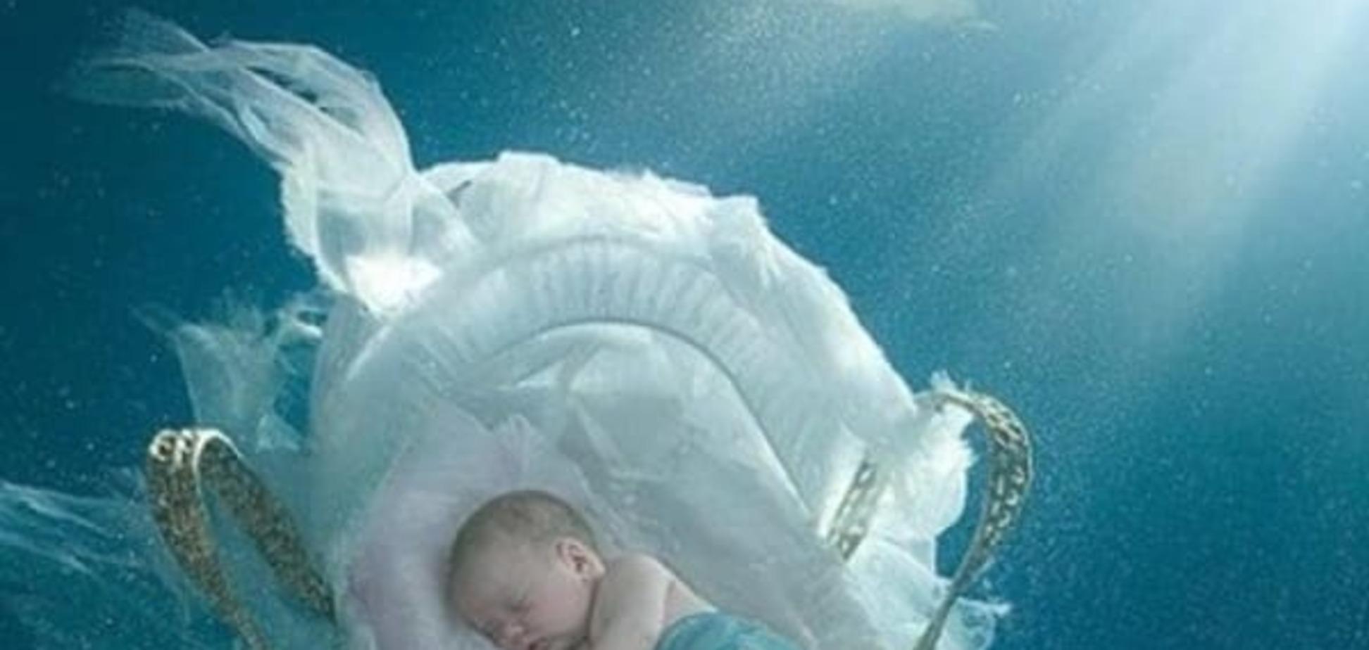 Мелкодисперсная взвесь в околоплодных водах при беременности