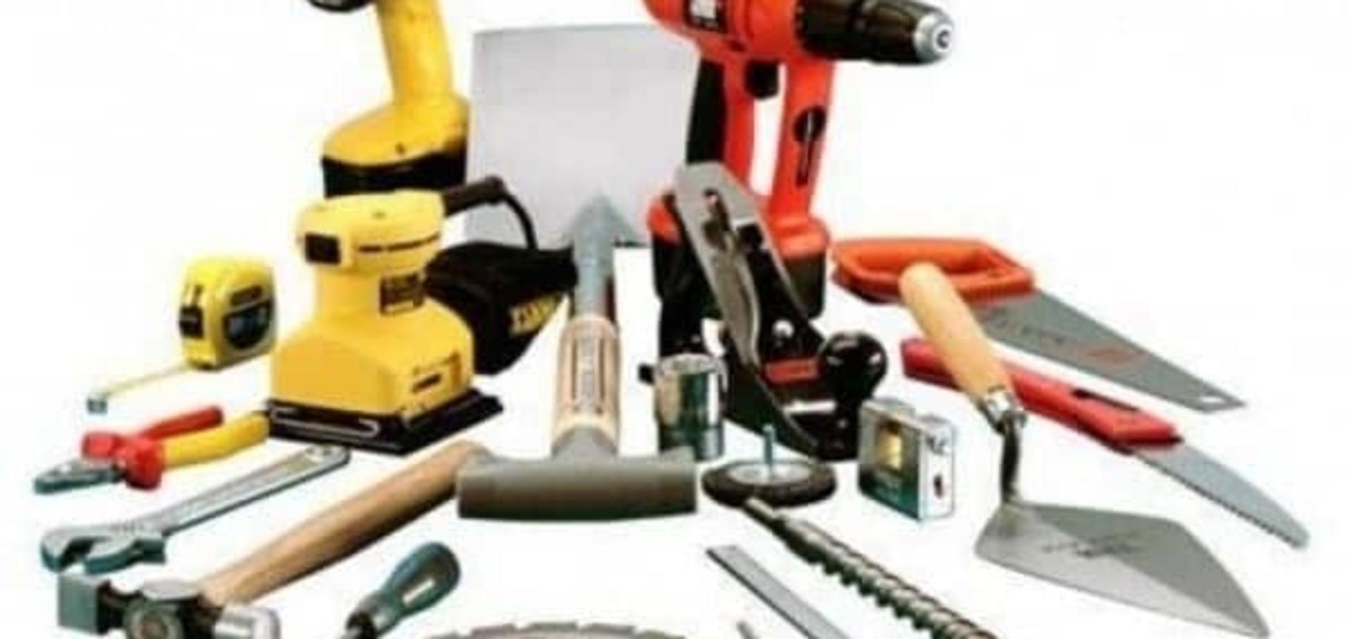 Что должно быть в ящике с инструментами  у каждого мужчины?