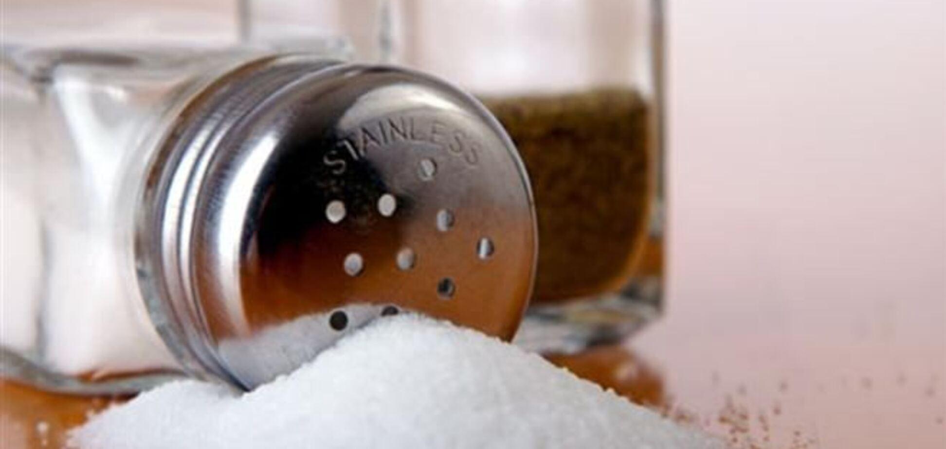 5 проблем со здоровьем, от которых избавит соль