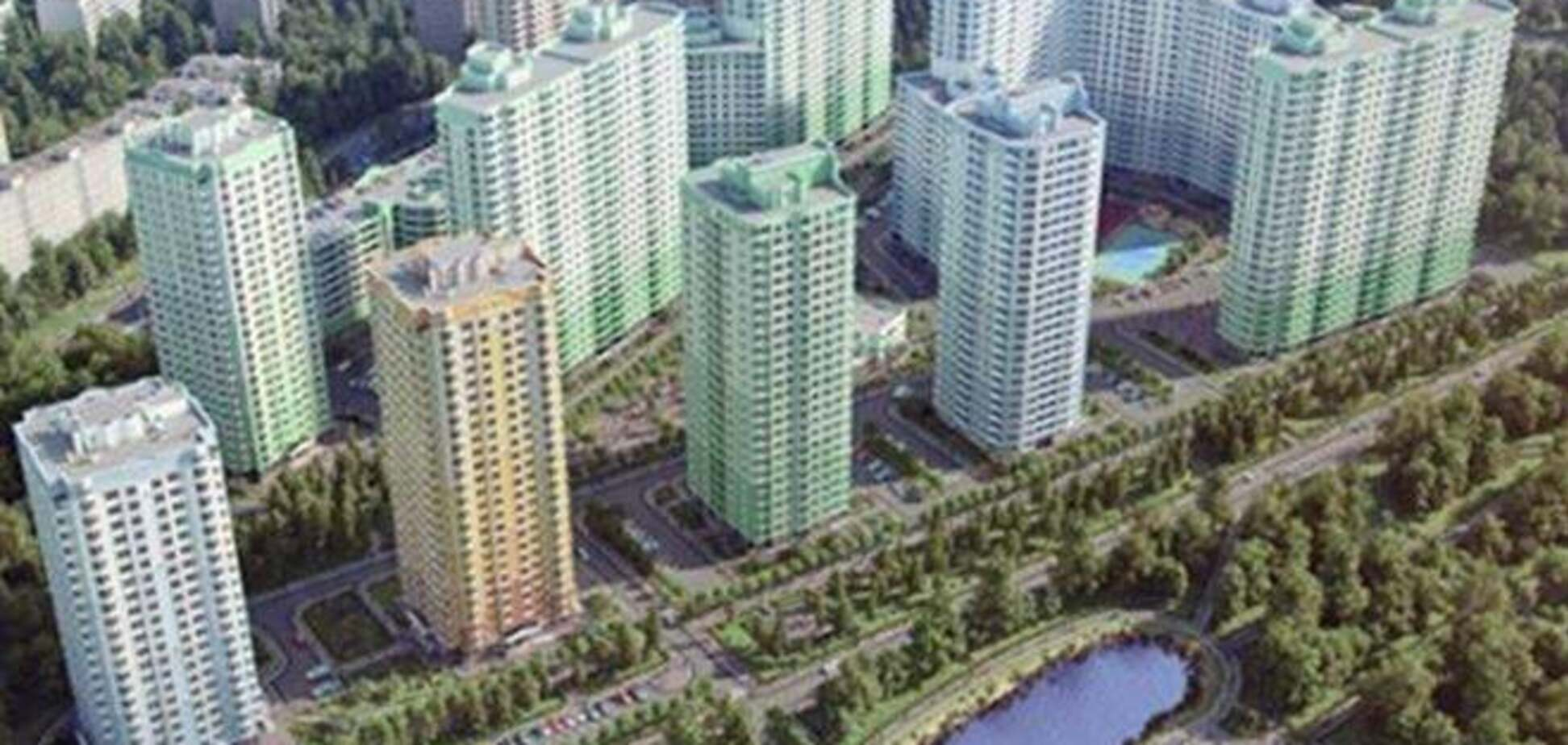 В Киеве земли для строительства жилья хватит еще максимум на 3-5 лет