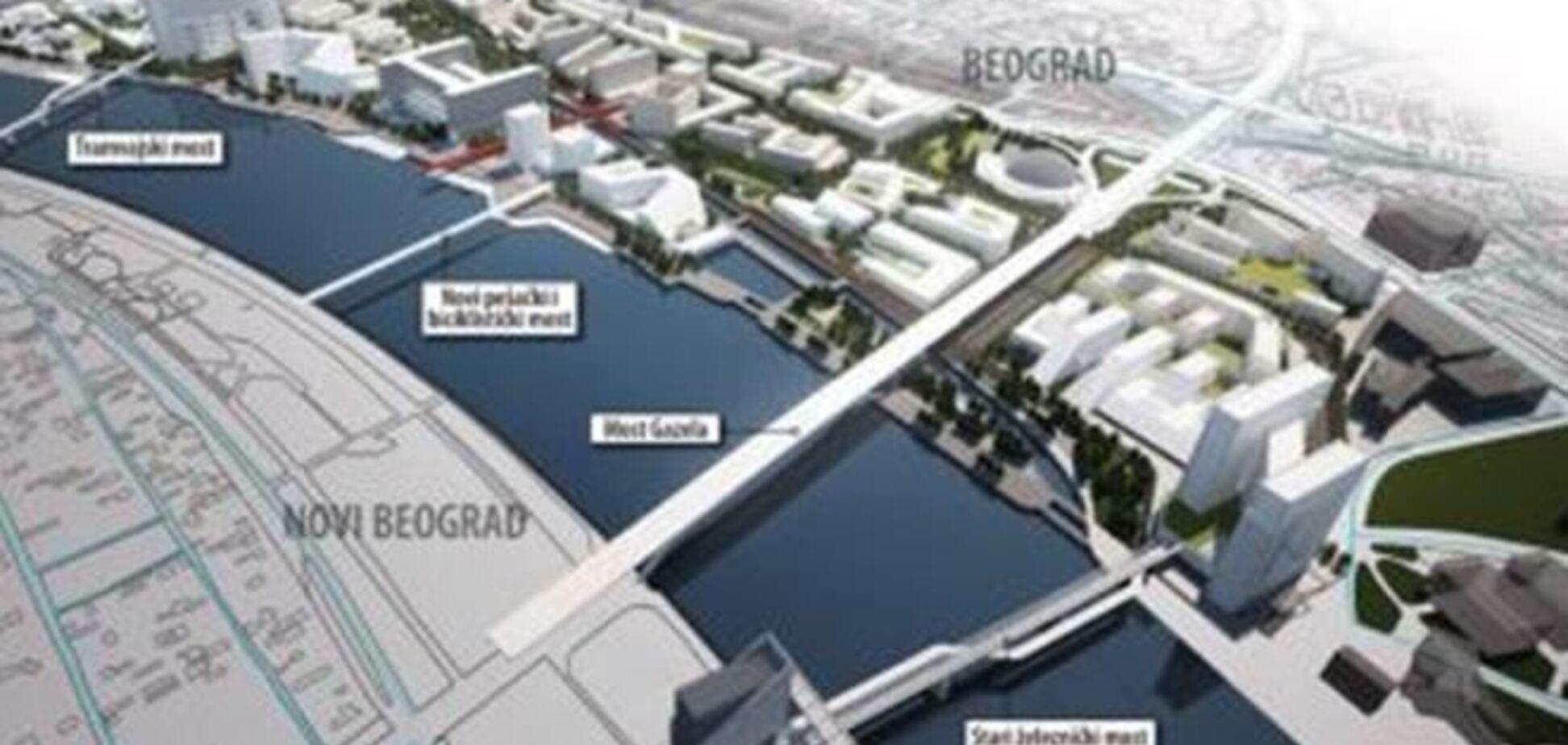 В Сербии построят 'Белград на воде'