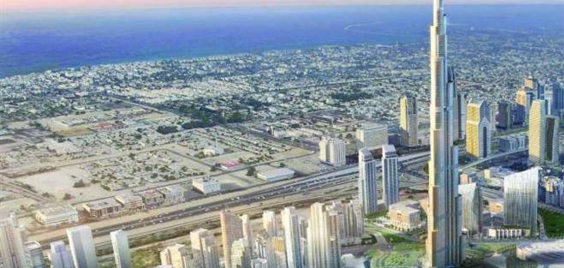 В Дубае создали онлайн-карту всех объектов недвижимости