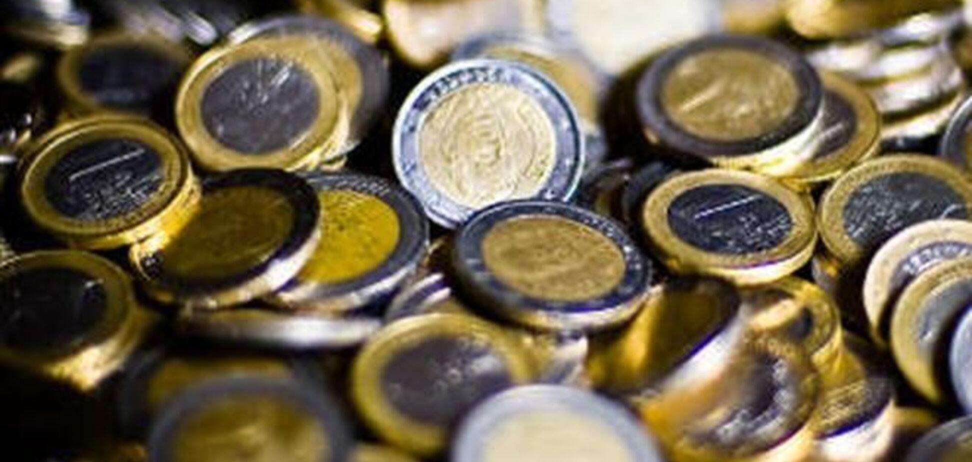 В Париже задержали китайцев с 3700 монетами номиналом в один евро