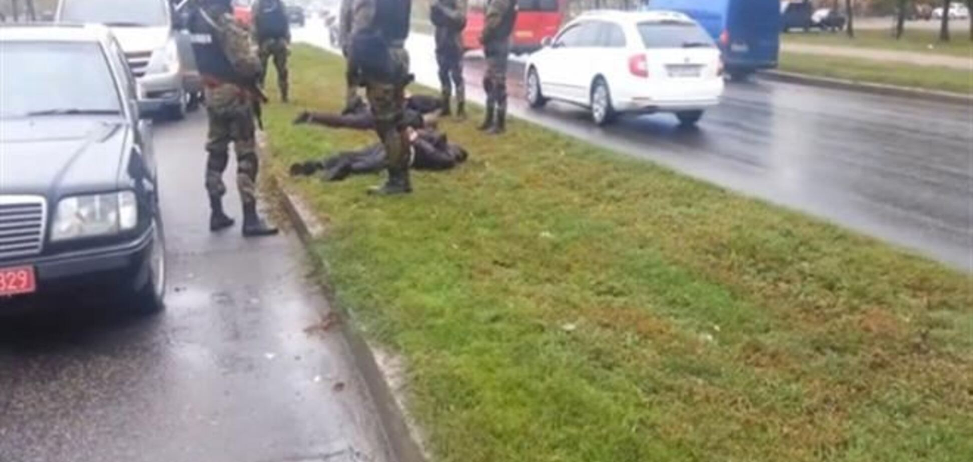 Освобождение заложника: преступники пытали его всю ночь