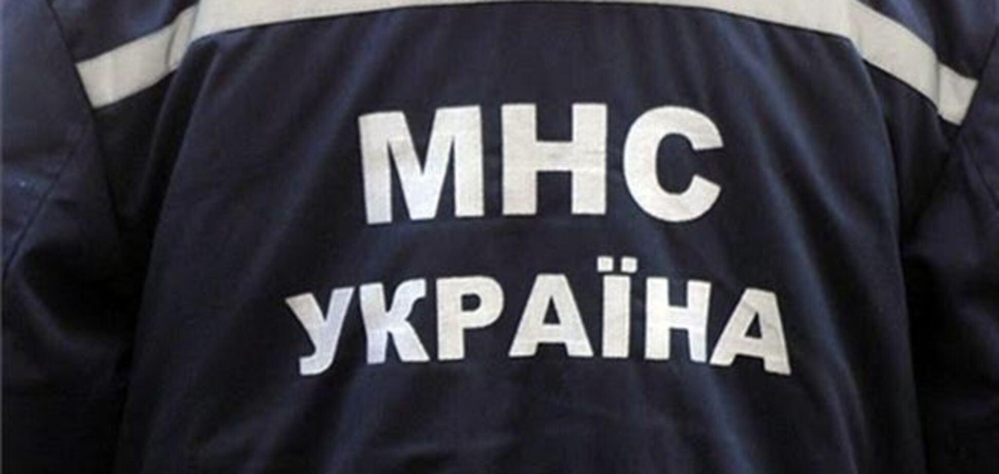 На Харьковщине горело общежитие: погиб спасатель