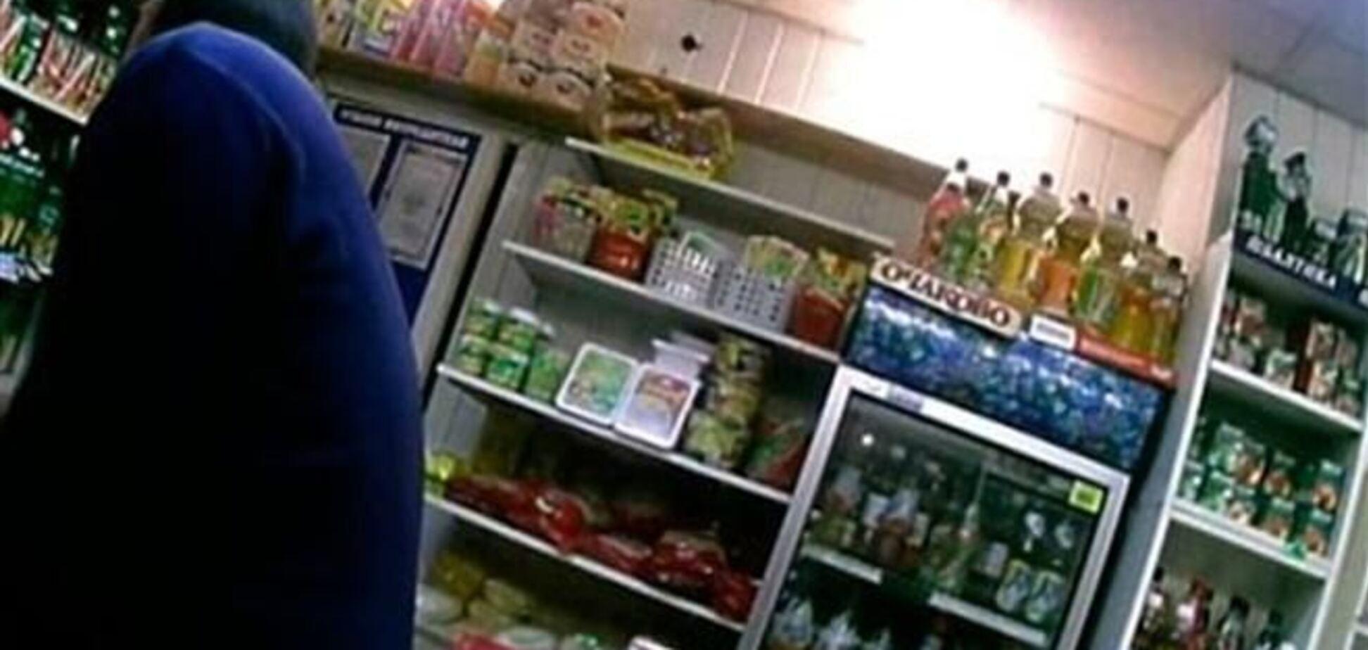 В Севастополе эксгибиционист устроил дебош в магазине