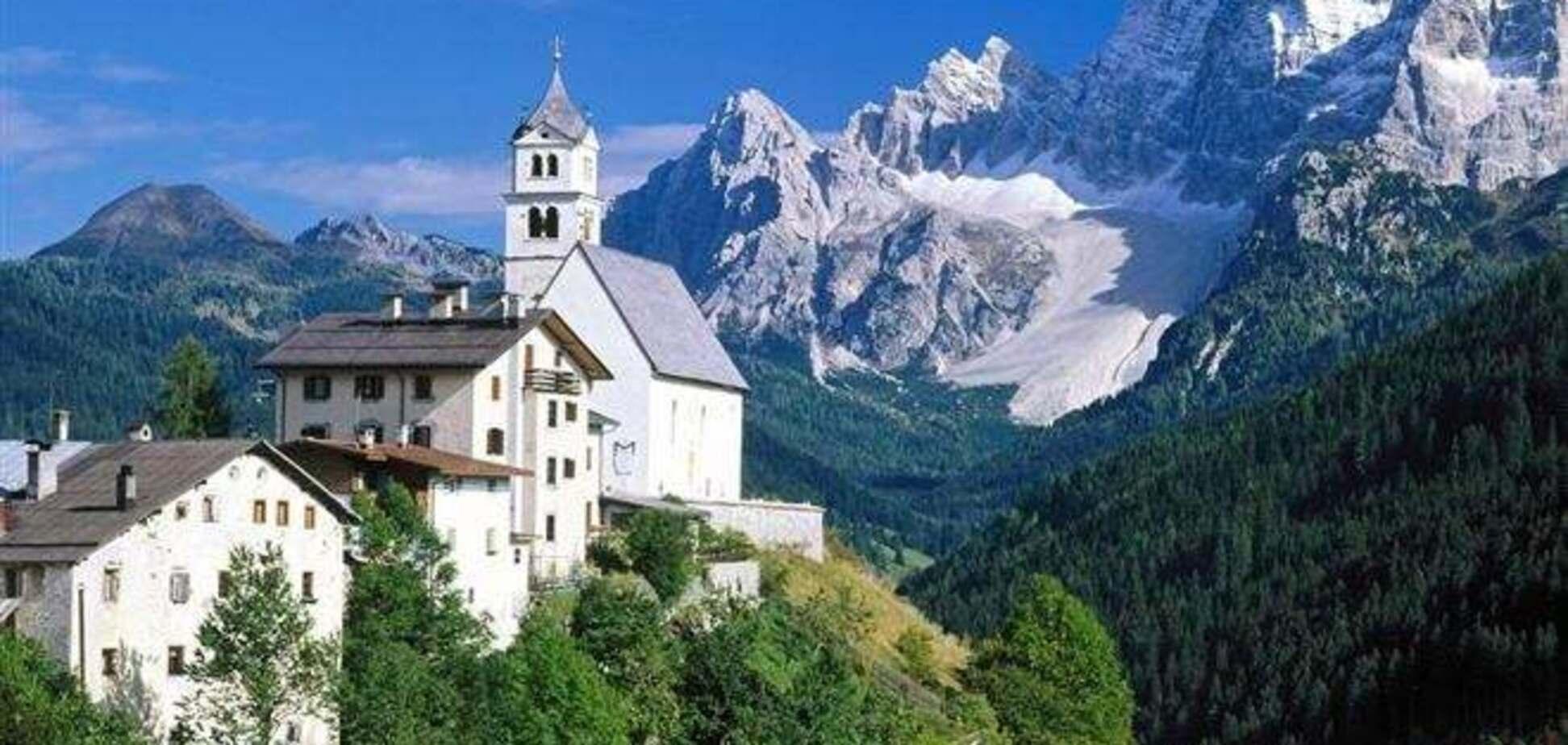 Растет спрос на недвижимость в Альпах
