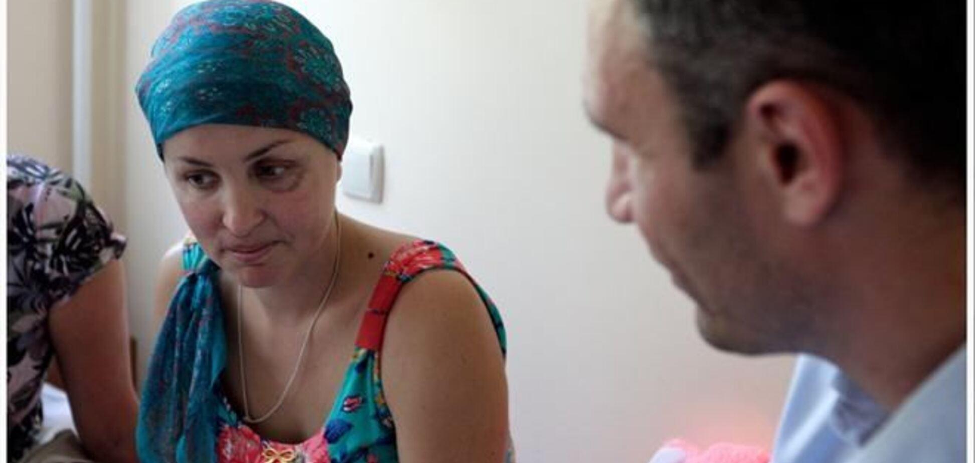 Жертву 'врадиевских насильников' положили в больницу