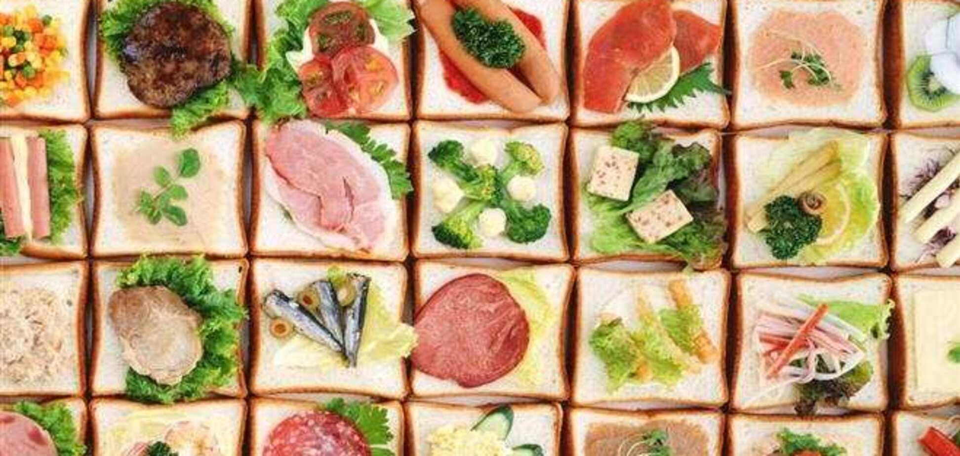 Медики представили полезный бутерброд