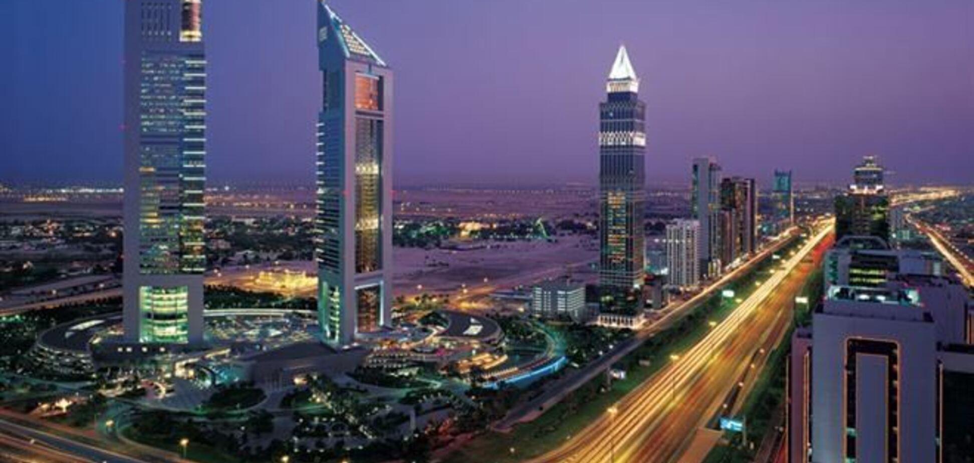 Три из четырех самых высоких зданий в мире будет построено в Дубае