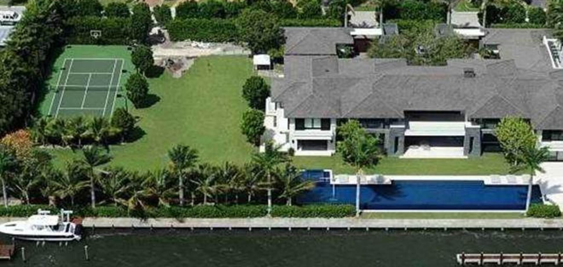 Энрике Иглесиас за $26 млн купил себе особняк в Майами