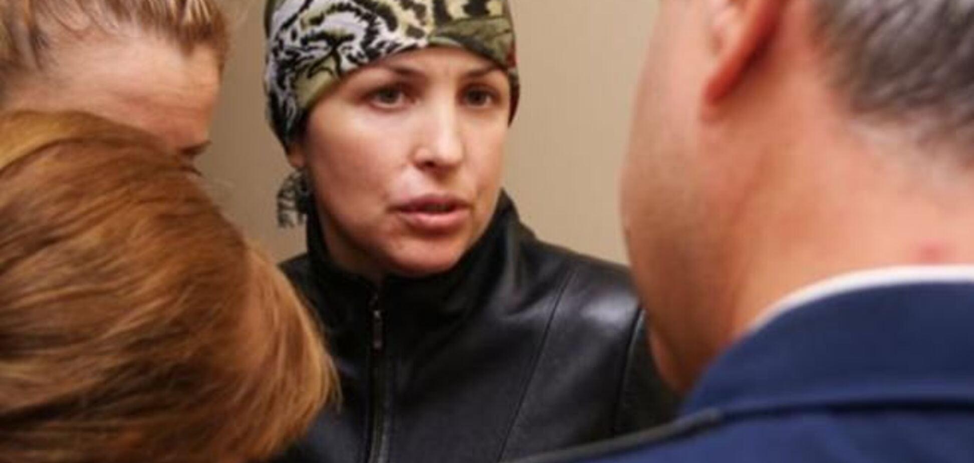 Суд по 'врадиевскому делу' могут перенести из-за плохого самочувствия Крашковой