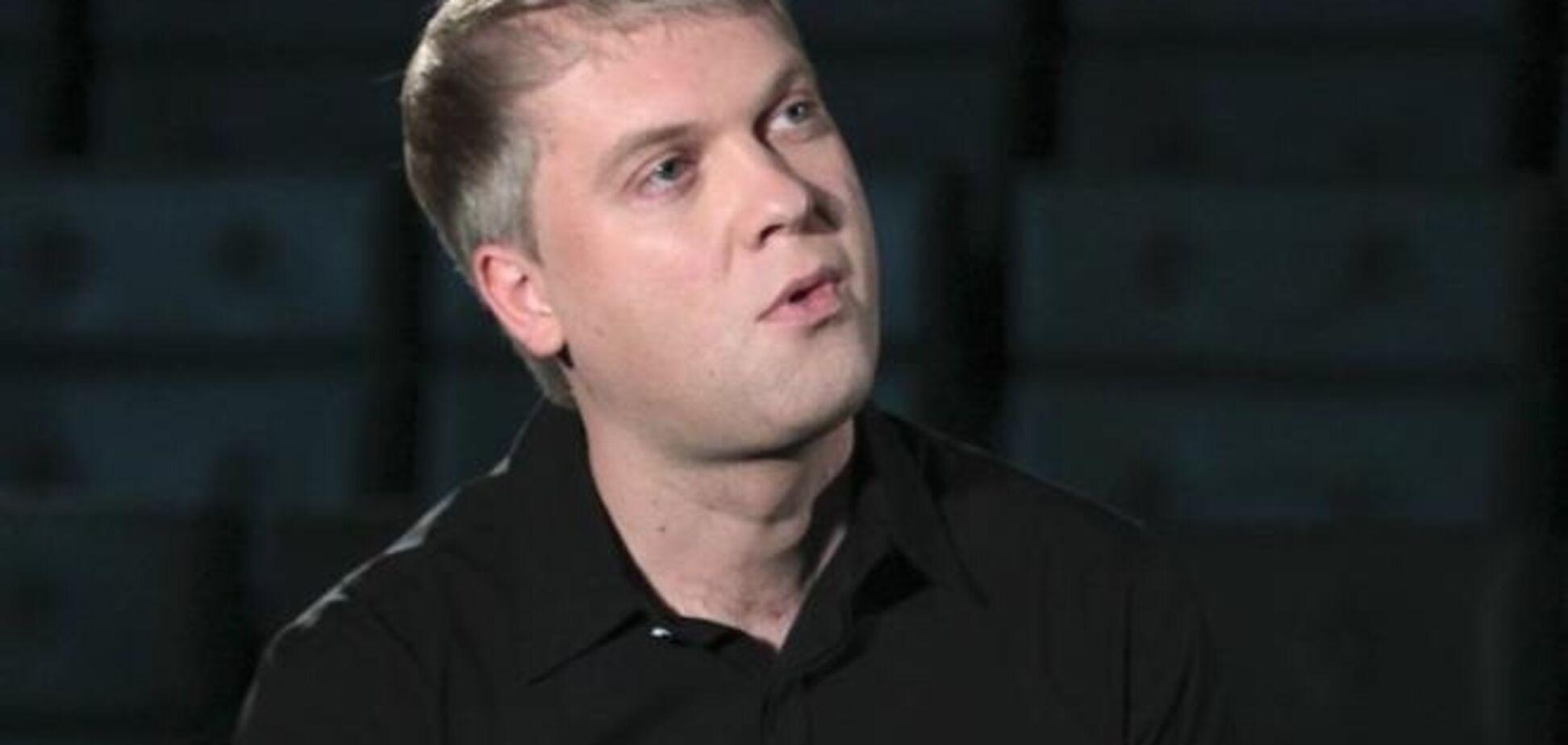 Светлакова застукали за поцелуем с журналисткой Нового канала