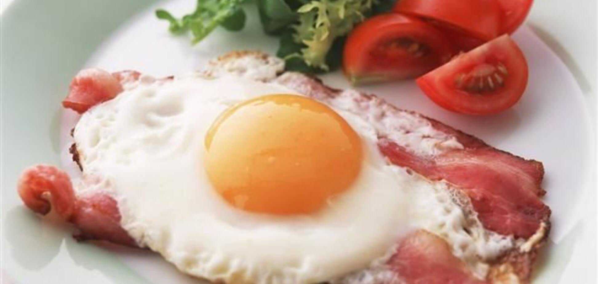 Яйца заряжают энергией лучше, чем сладости