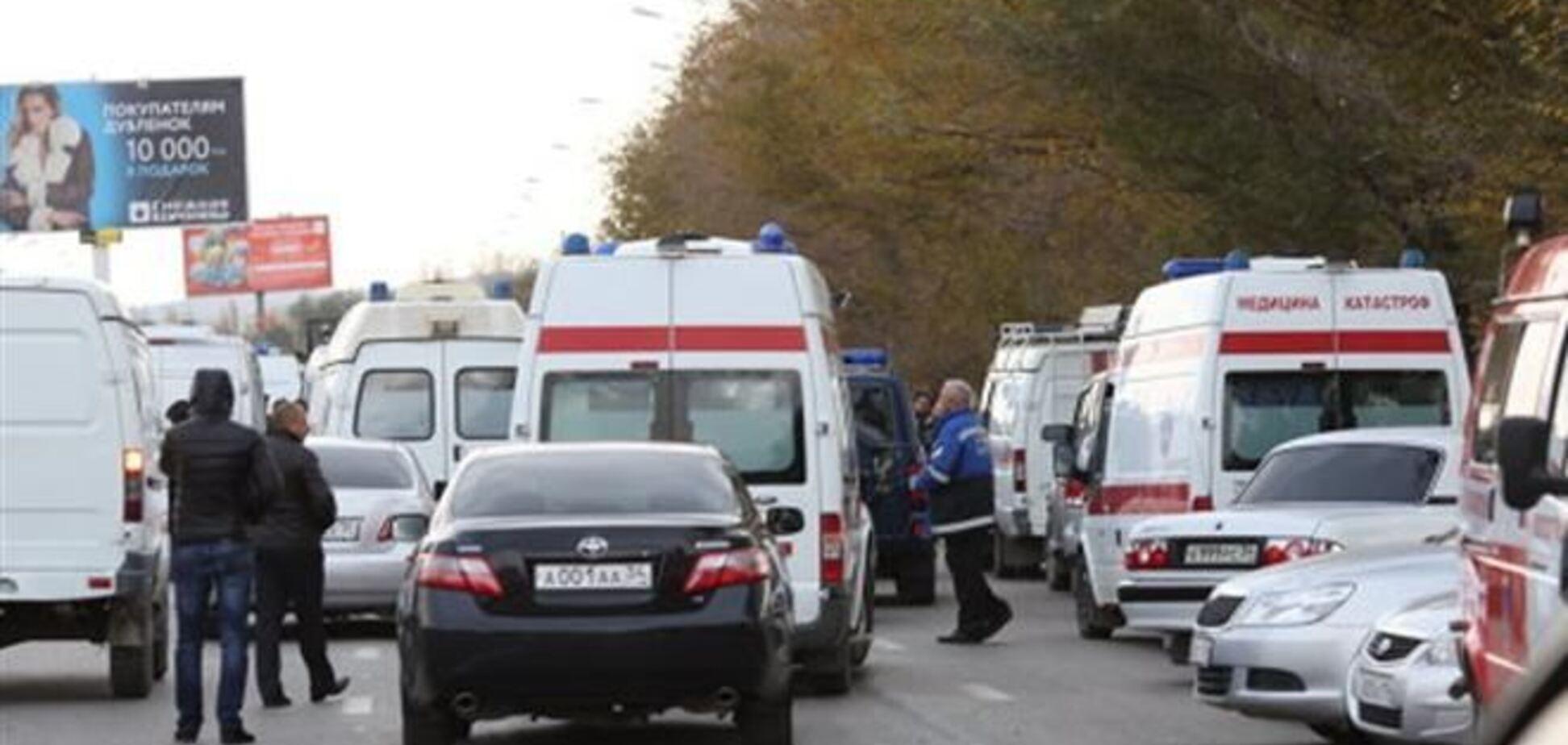 Пострадавших от теракта в Волгограде уже 40 человек