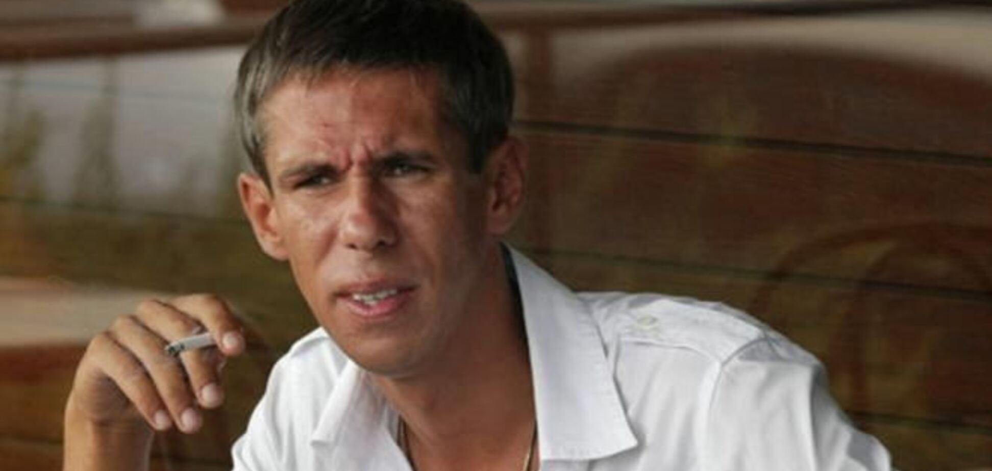 Скандальний актор Панін зі сцени назвав глядачів 'бидлом'