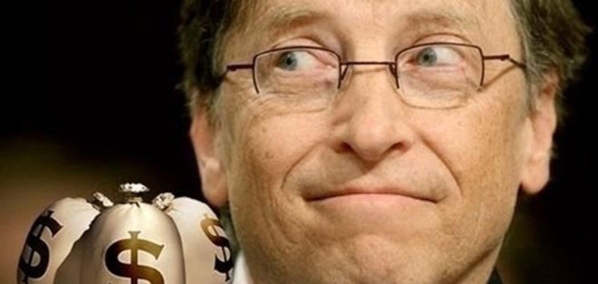 Билл Гейтс вложил в испанский строительный гигант €113 млн