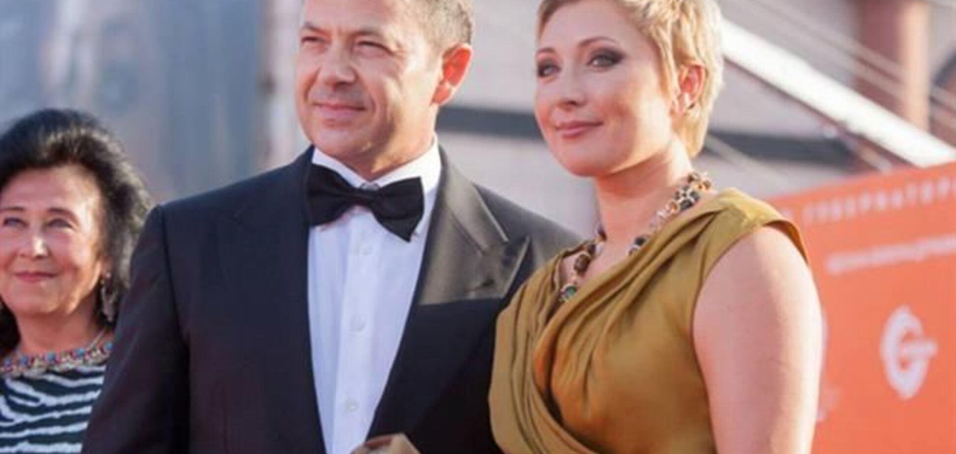 Жена Тигипко рассказала, почему дочь политика учится в британской школе