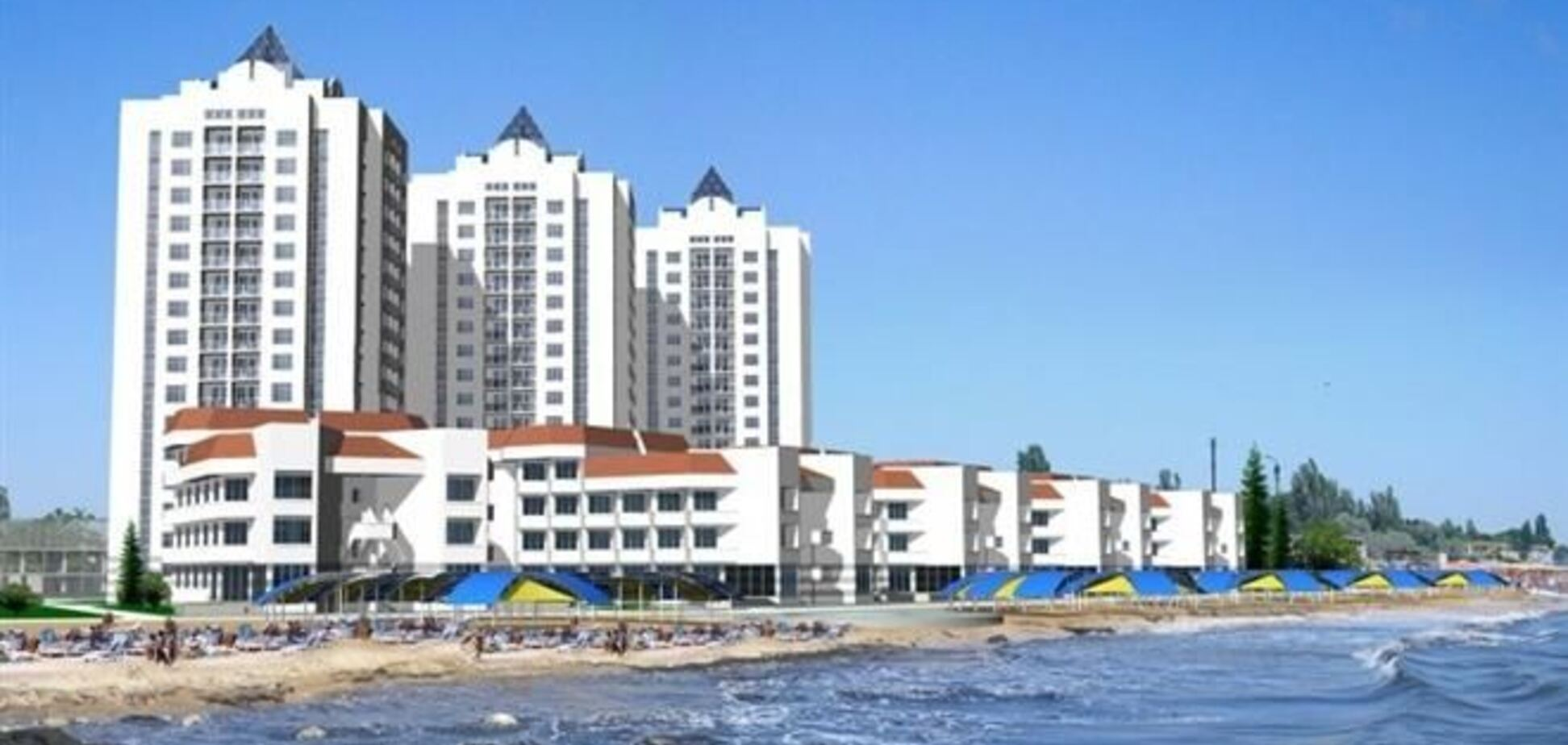 Новые жилые комплексы в Крыму будут продаваться по интересным ценам
