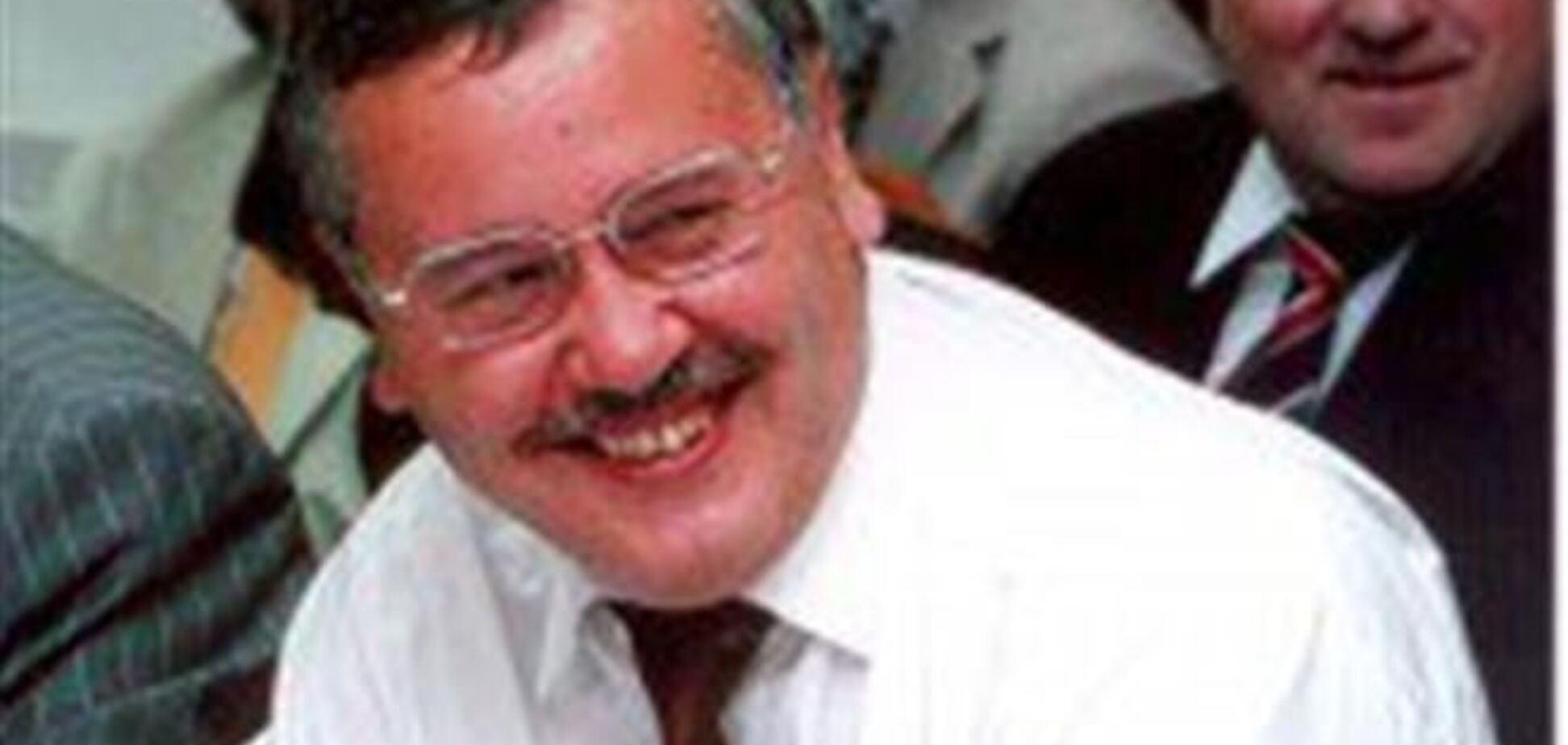 Гриценко втік з Києва через власного дня народження