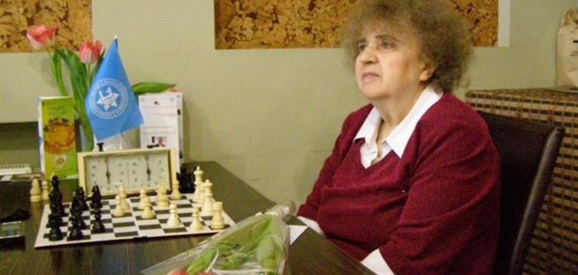 Татьяна Морозова: история советских шахмат - это и моя история