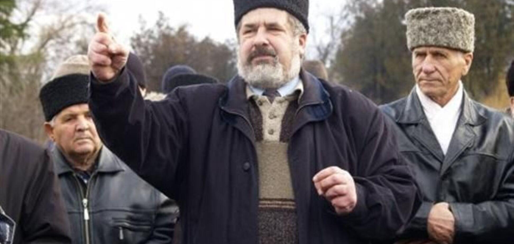 Новым главой Меджлиса стал Рефат Чубаров