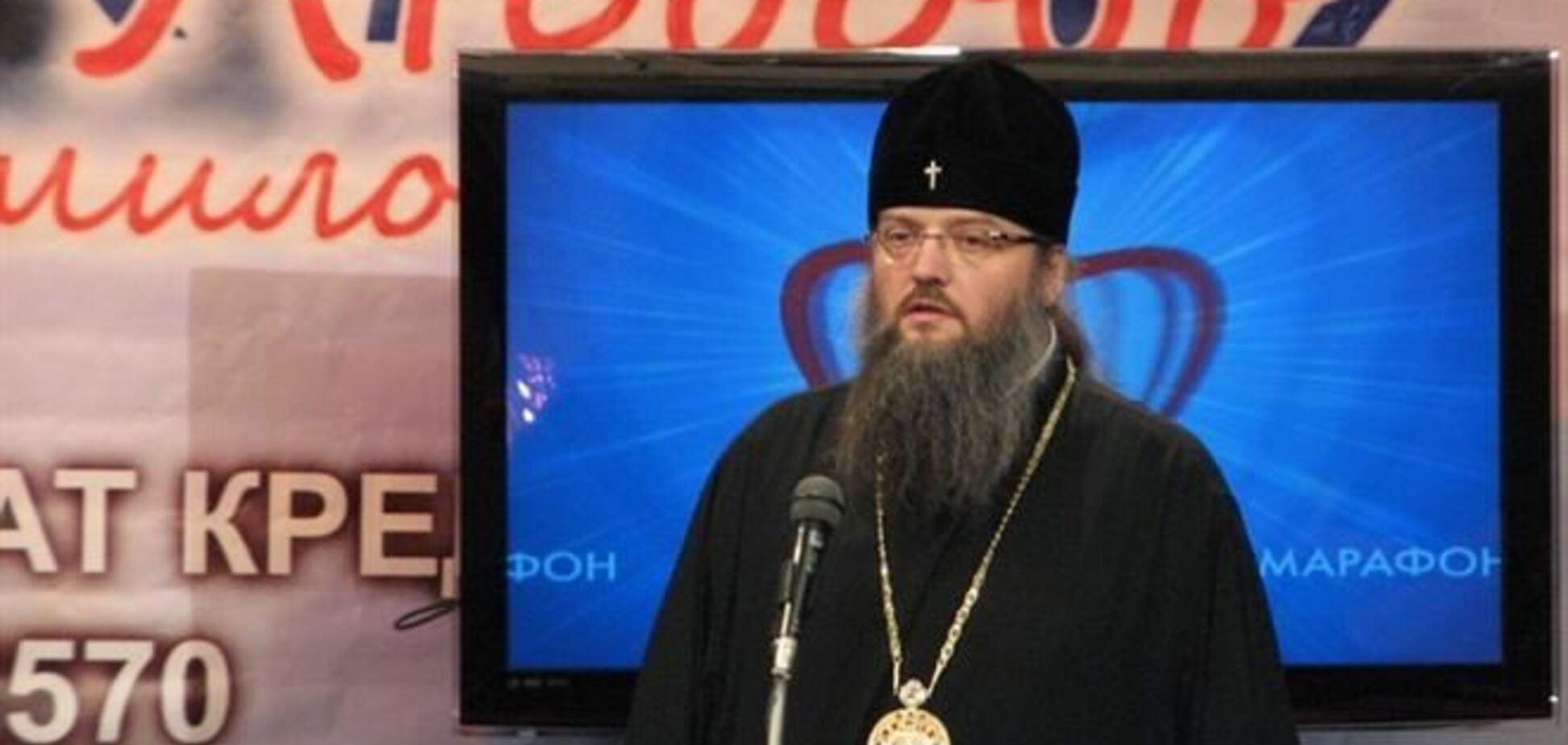 В УПЦ МП заступилися за кримінального авторитета 'Анисима'