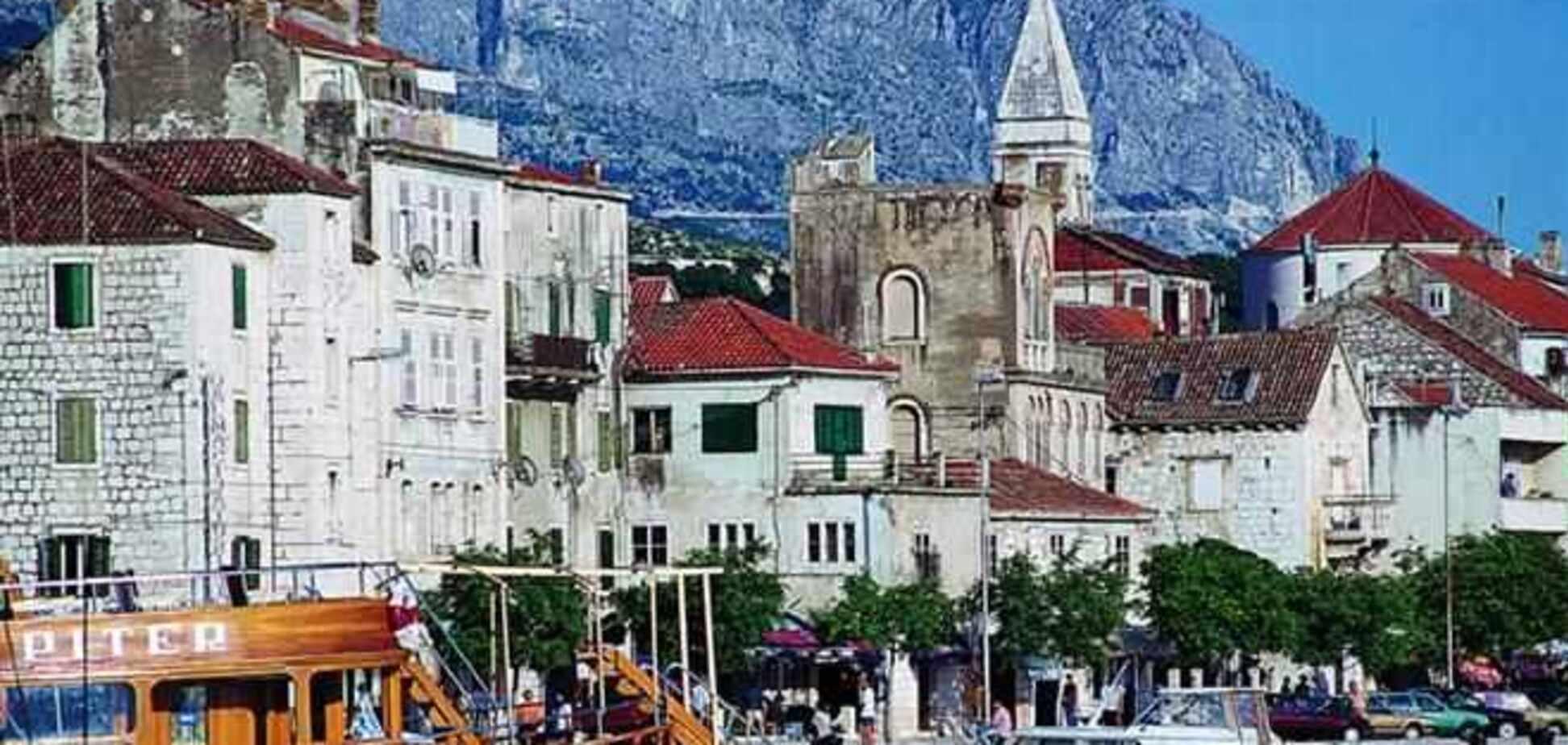 В хорватском Макарска продолжат реконструкцию Старого града
