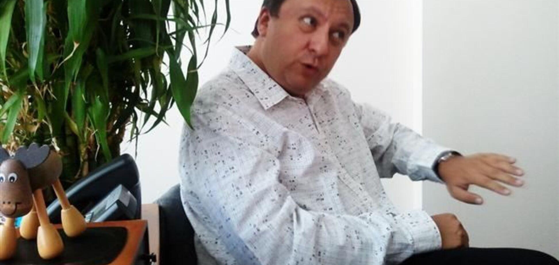 Княжицкий 'увел' у 'Громадського ТБ' партнера?